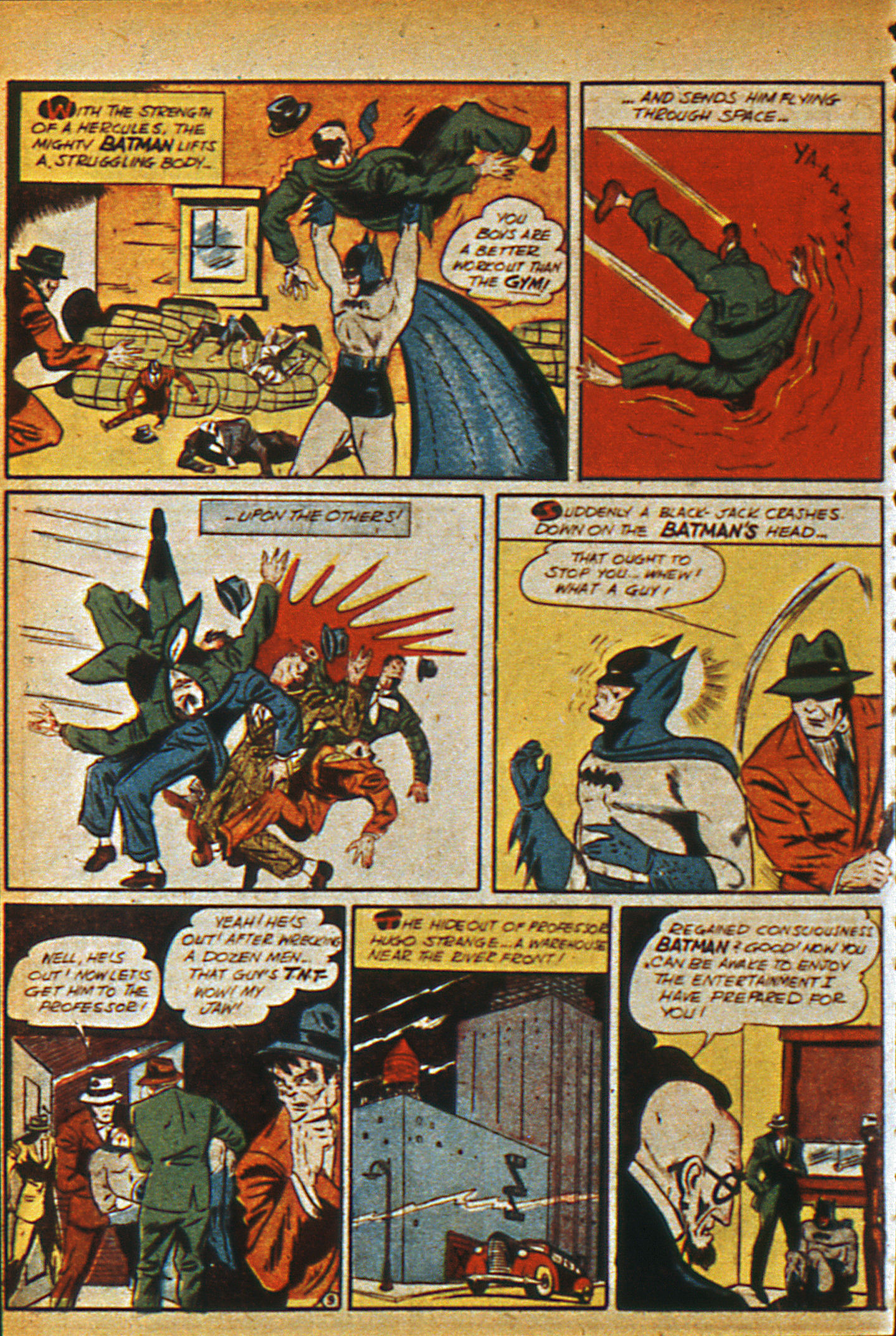 Read online Detective Comics (1937) comic -  Issue #36 - 13
