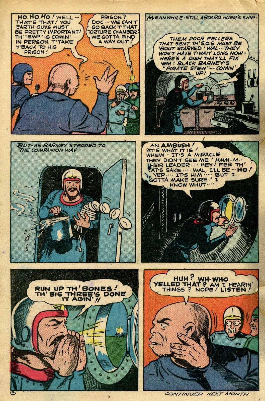 Read online Famous Funnies comic -  Issue #135 - 8