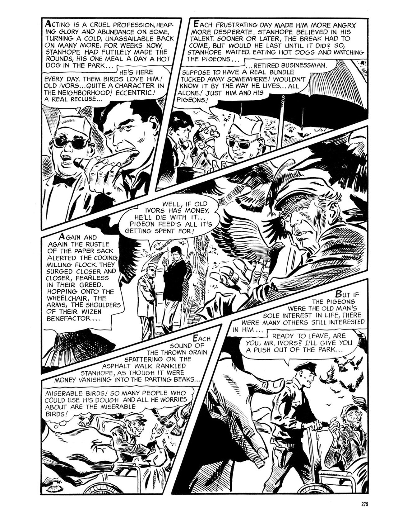 Read online Eerie Archives comic -  Issue # TPB 2 - 280