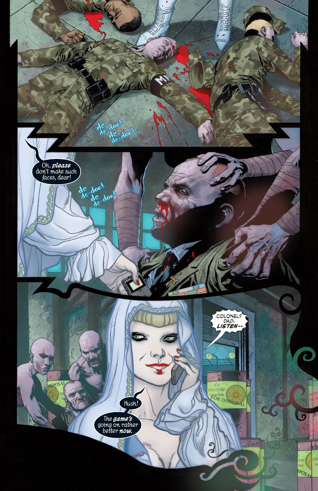 Read online Detective Comics (1937) comic -  Issue # _TPB Batwoman – Elegy (New Edition) (Part 1) - 63