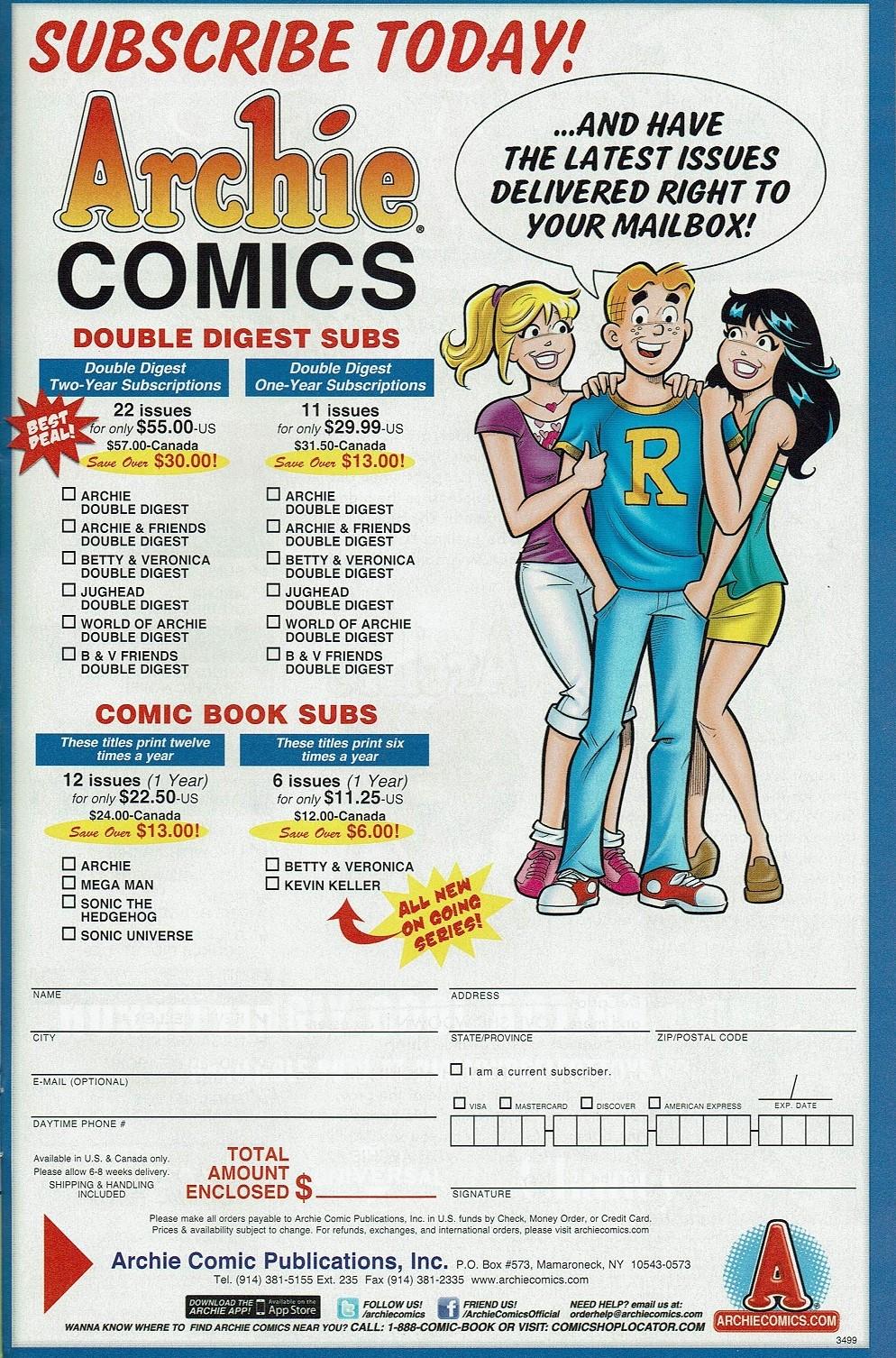 Read online Kevin Keller comic -  Issue #5 - 34