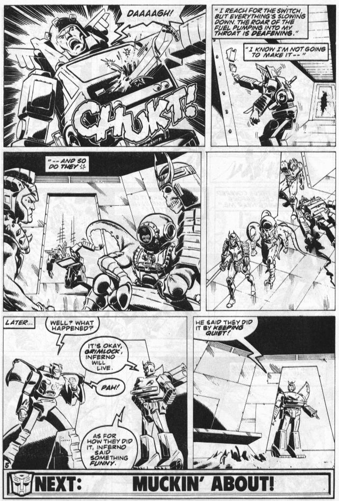 The Transformers (UK) 282 Page 10