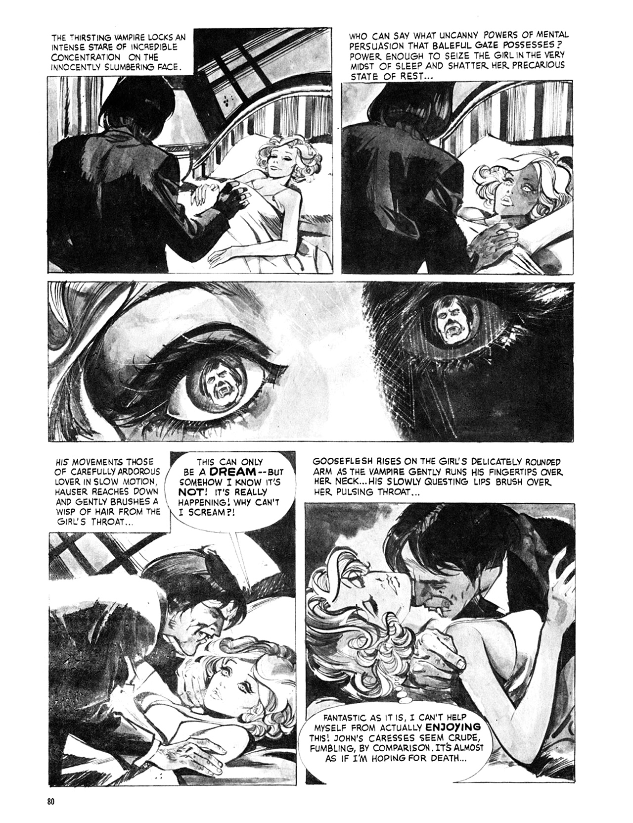 Read online Eerie Archives comic -  Issue # TPB 8 - 81