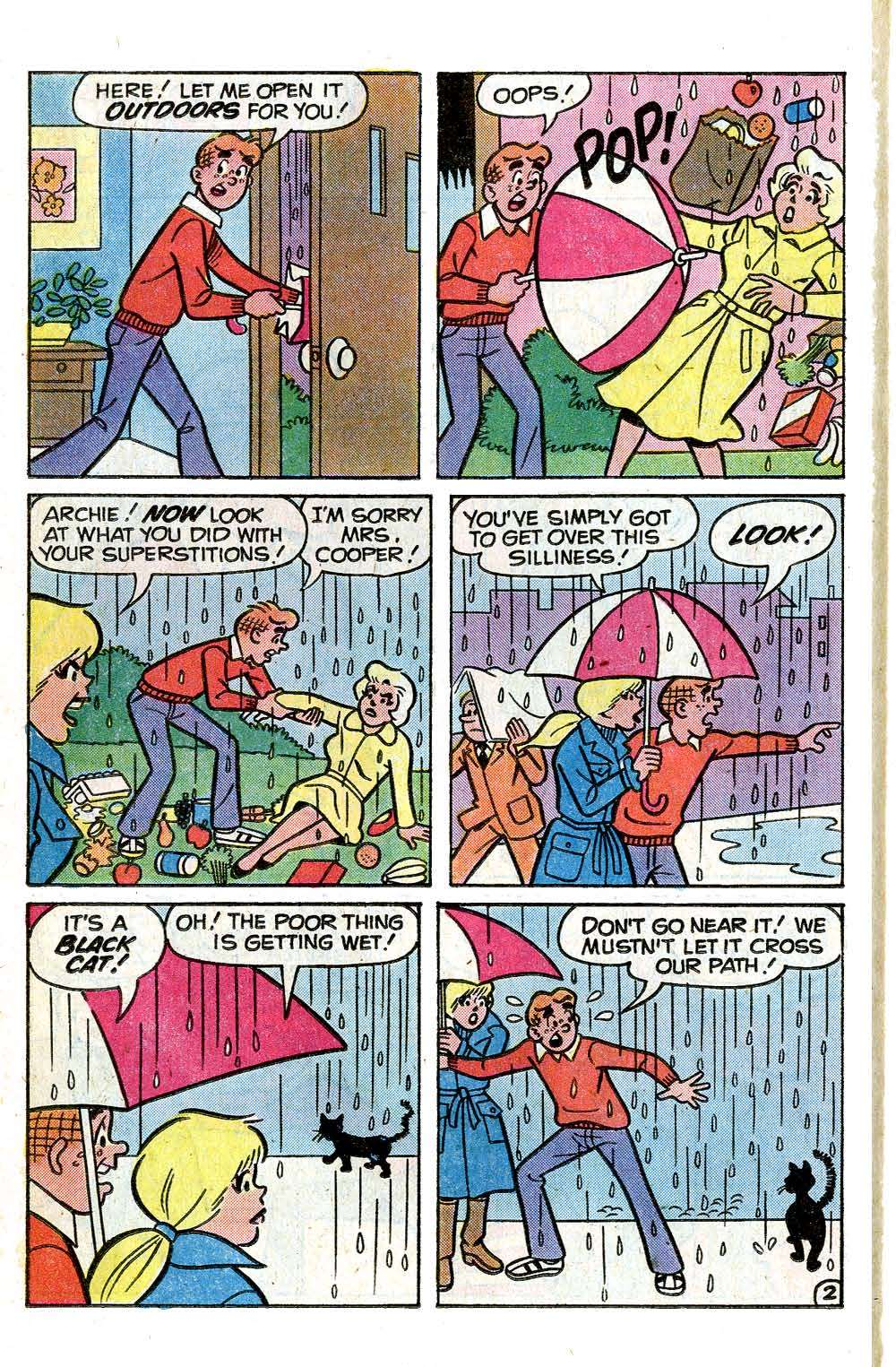 Read online Archie (1960) comic -  Issue #281 - 14