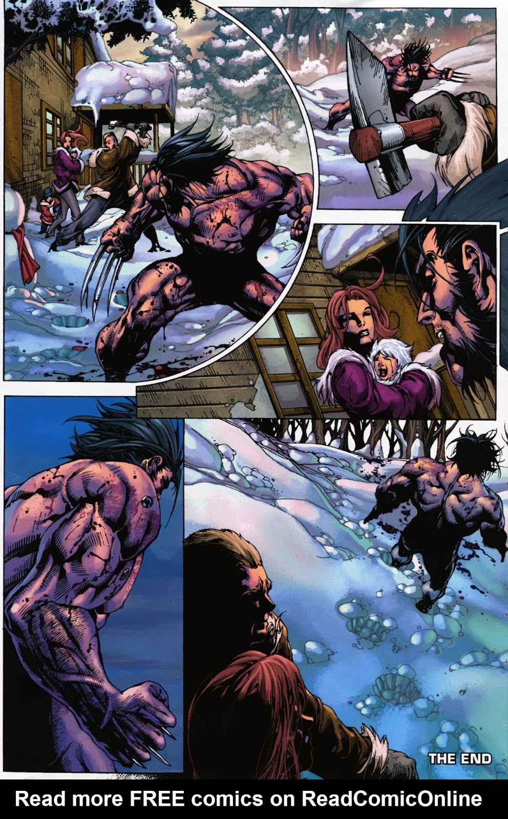 Read online Wolverine (2003) comic -  Issue #900 - 103