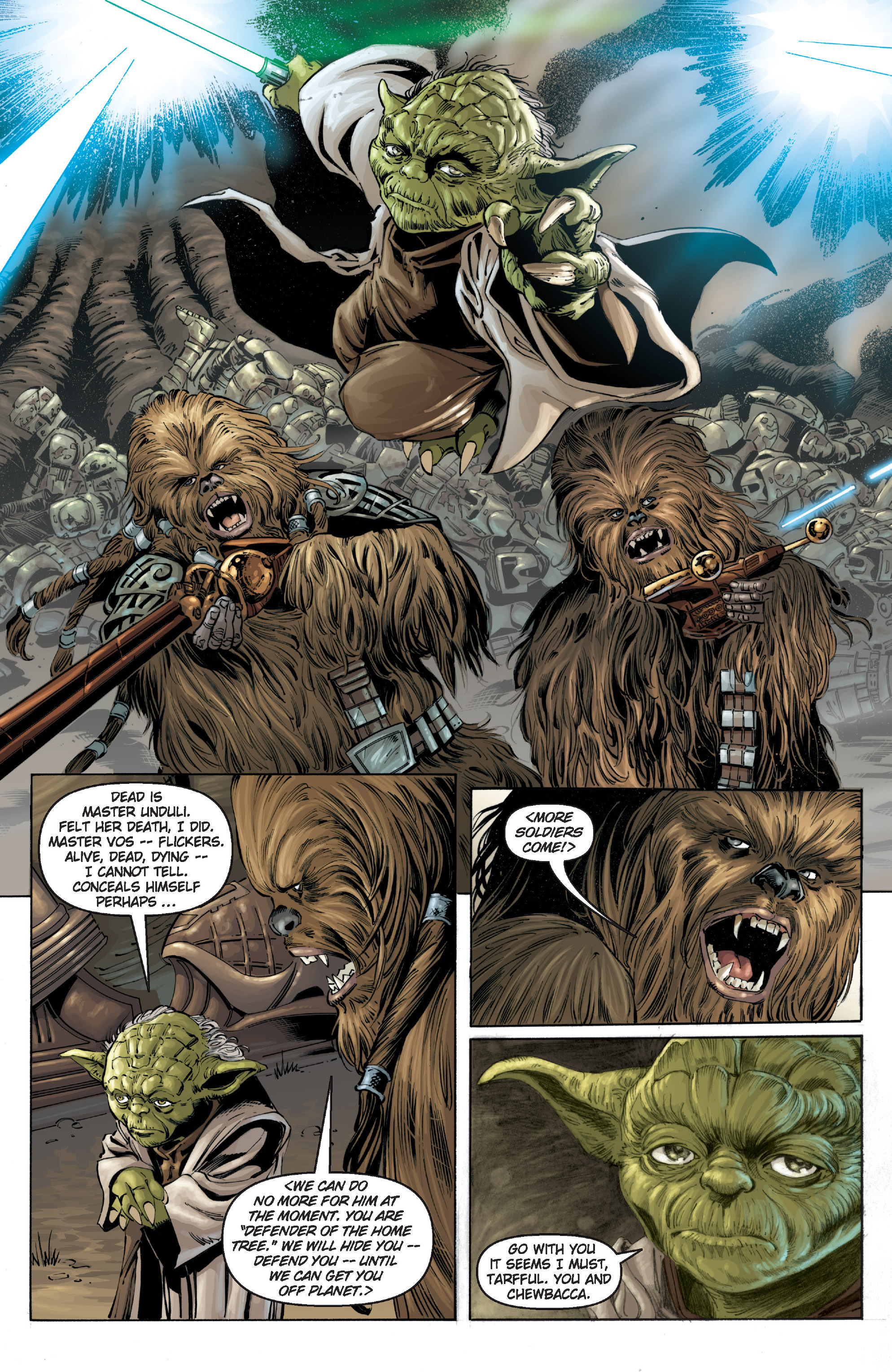 Read online Star Wars Omnibus comic -  Issue # Vol. 26 - 395