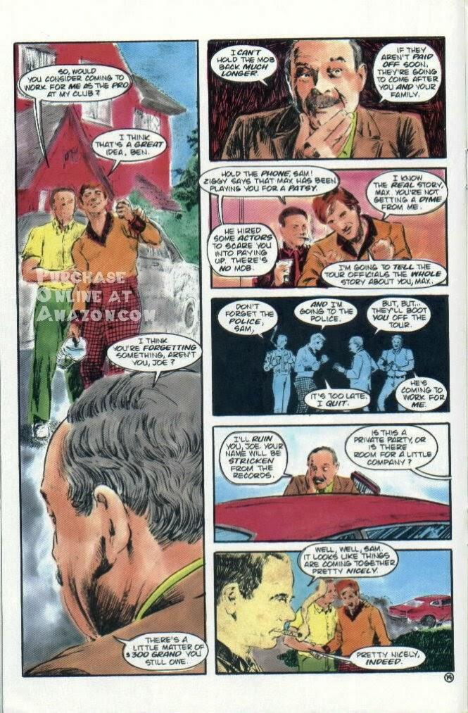 Read online Quantum Leap comic -  Issue #7 - 15