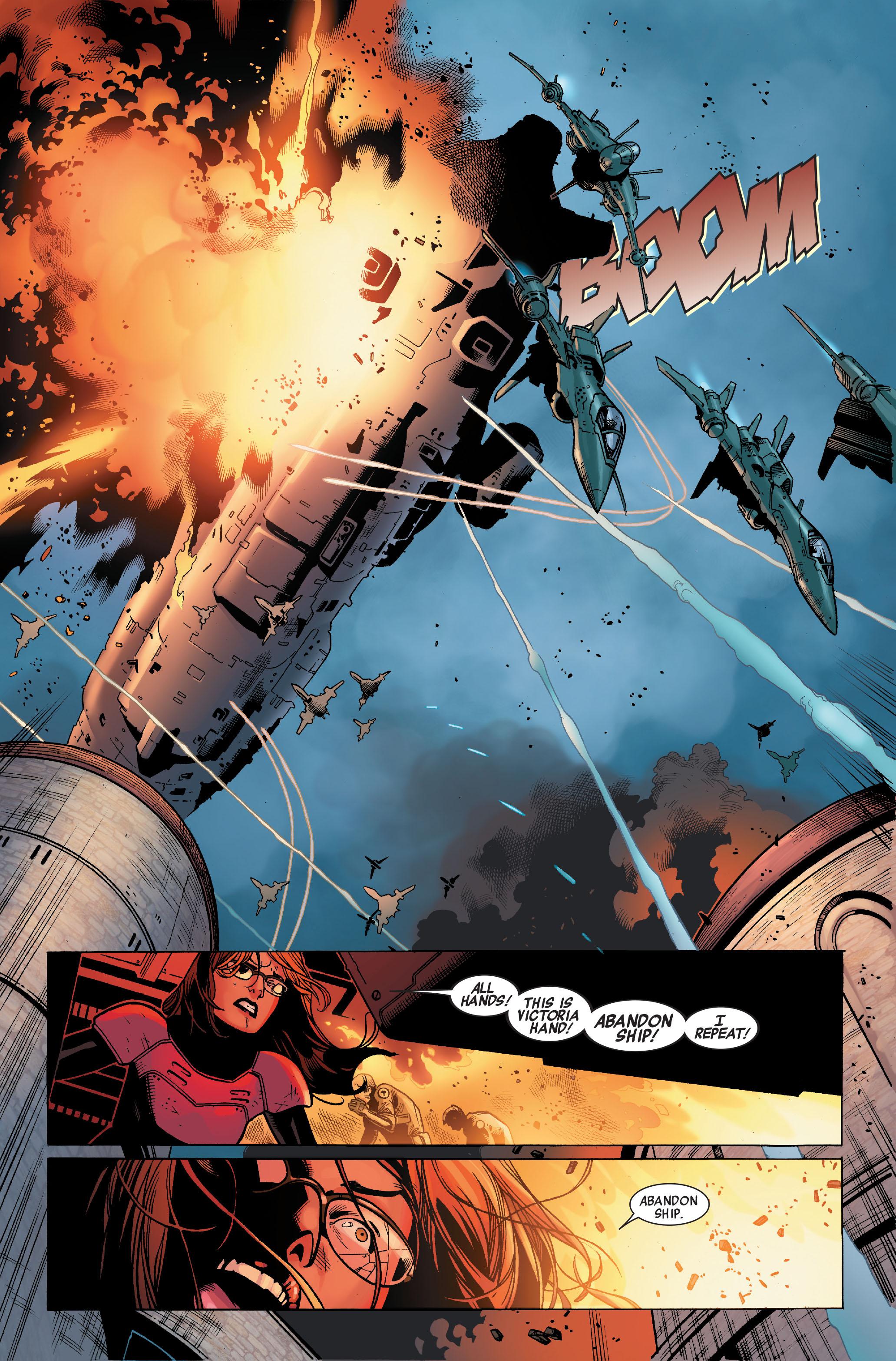 Read online Siege (2010) comic -  Issue #3 - 13