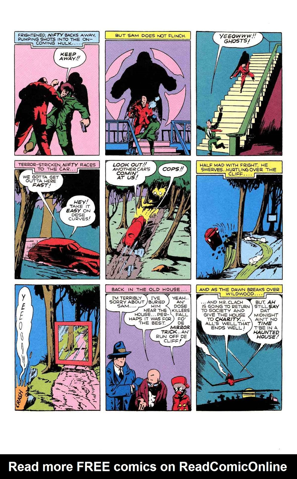 Read online Will Eisner's The Spirit Archives comic -  Issue # TPB 1 (Part 2) - 97