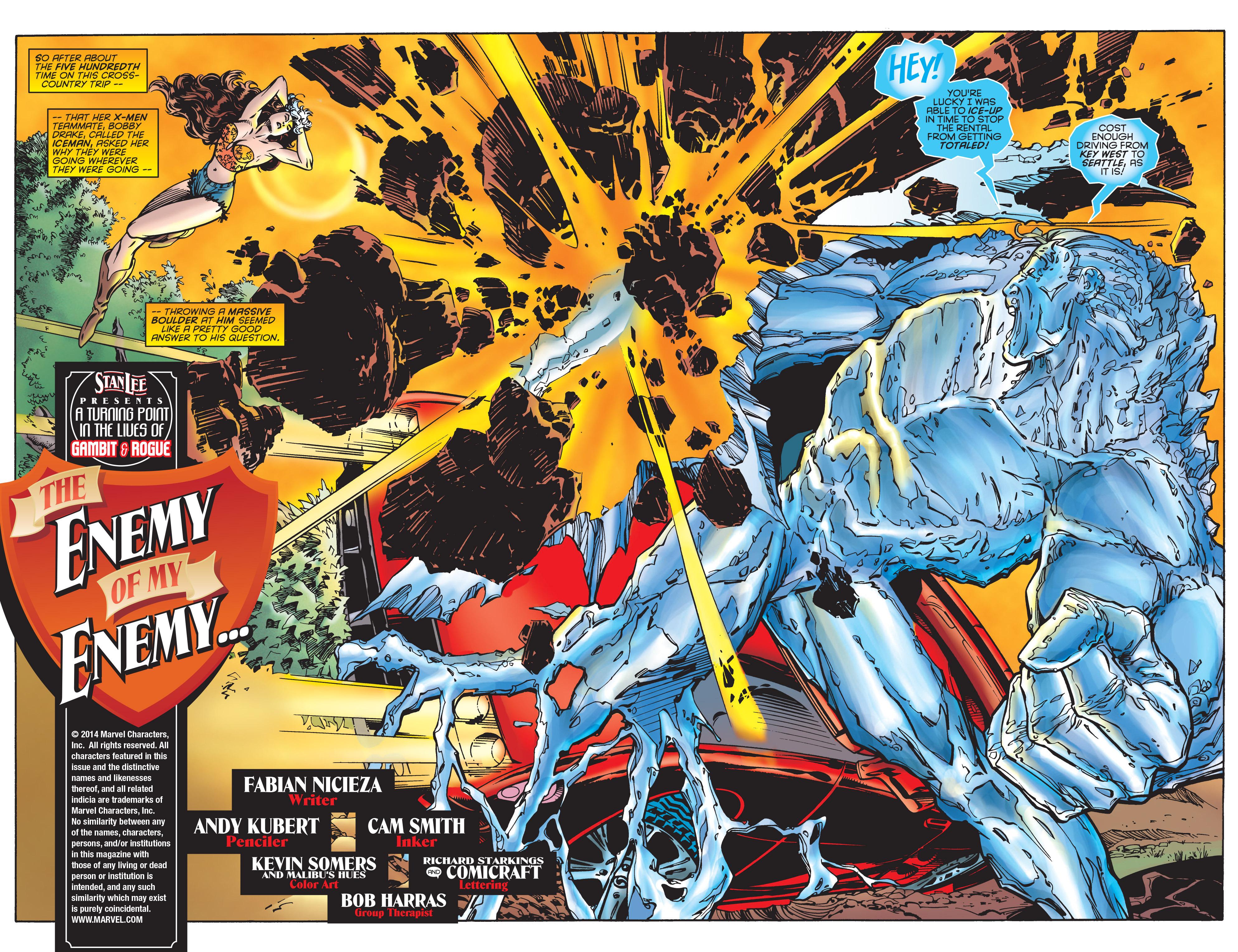 X-Men (1991) 45 Page 5