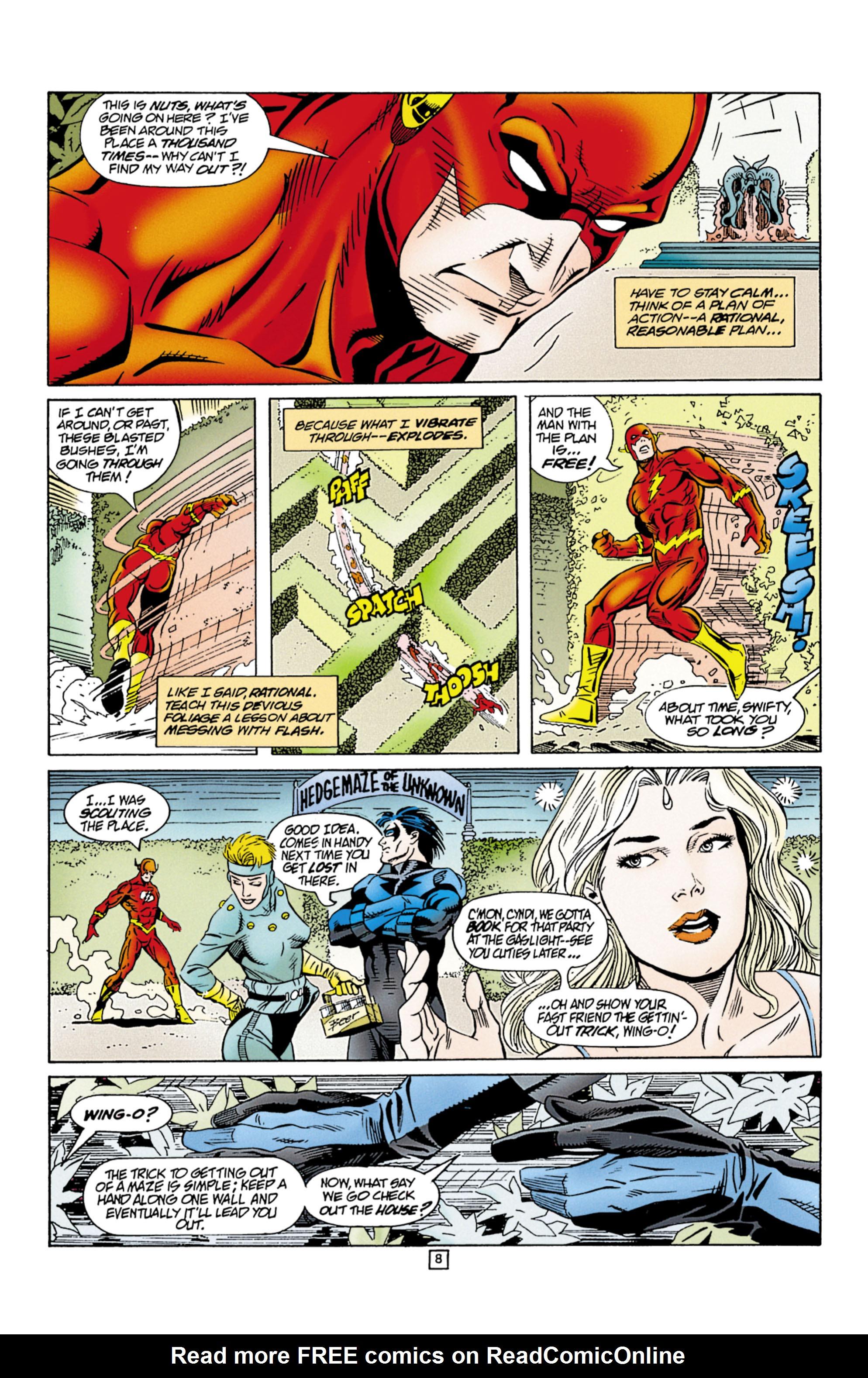 Read online Flash Plus comic -  Issue # Full - 9