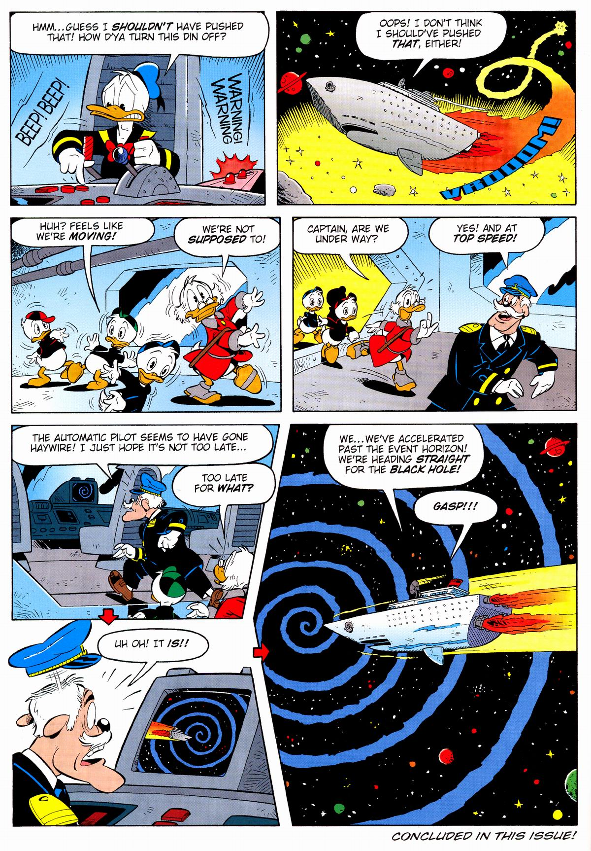 Read online Uncle Scrooge (1953) comic -  Issue #328 - 42