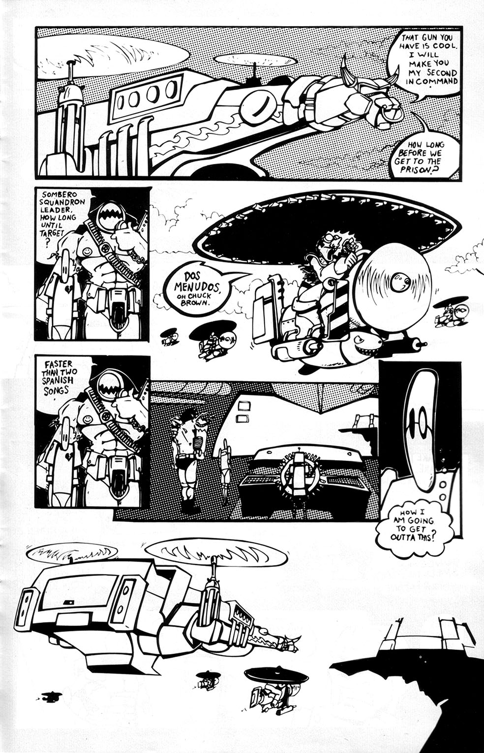 Read online Scud: The Disposable Assassin (1994) comic -  Issue #3 - 25
