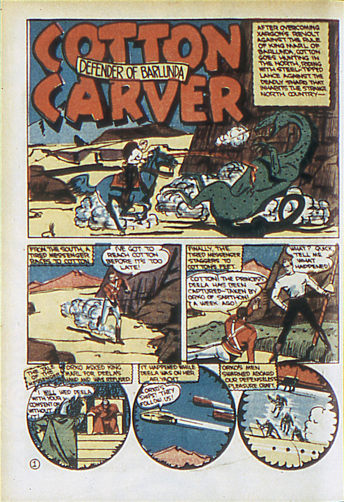 Read online Adventure Comics (1938) comic -  Issue #61 - 49