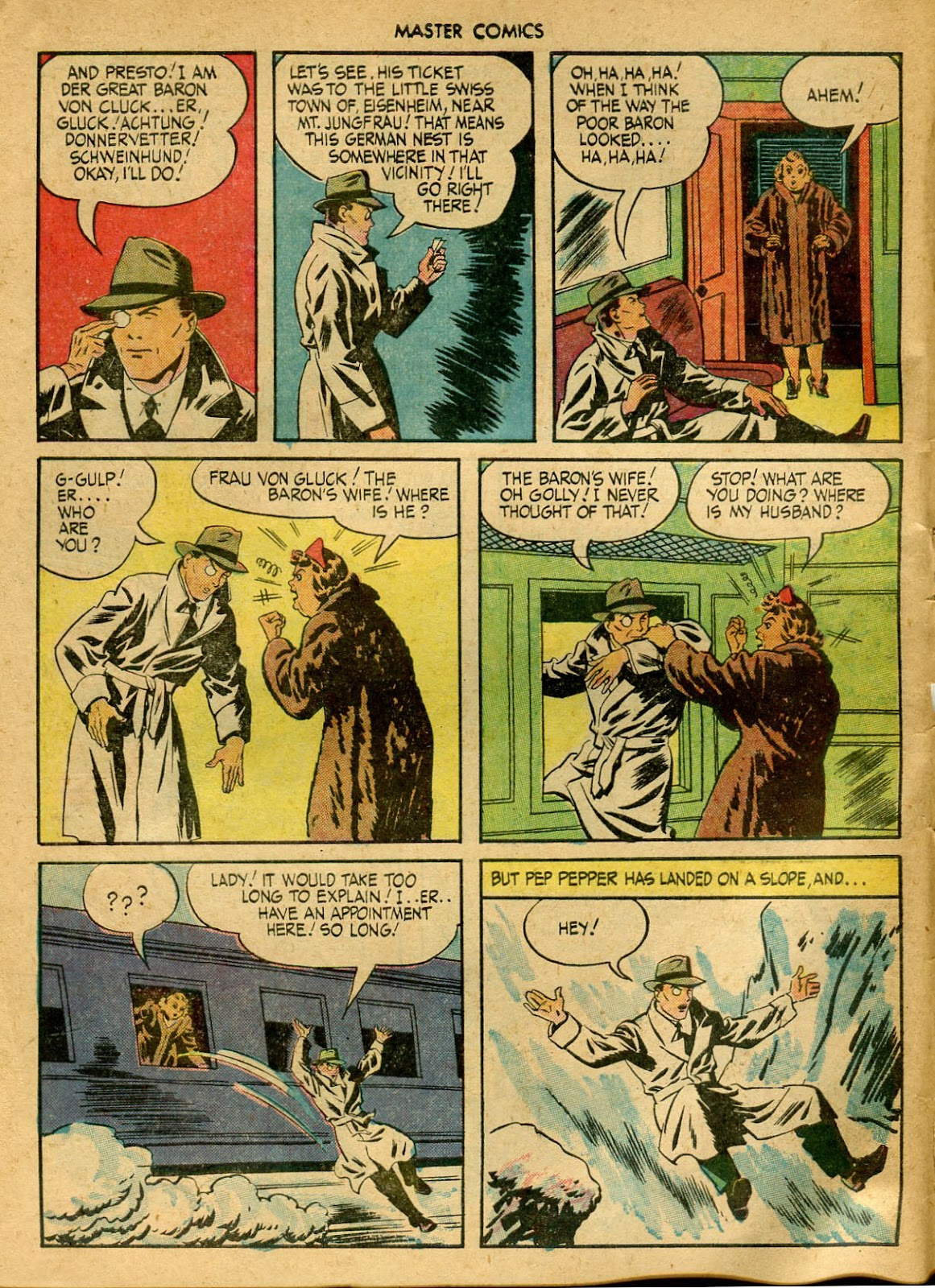 Master Comics issue 52 - Page 6