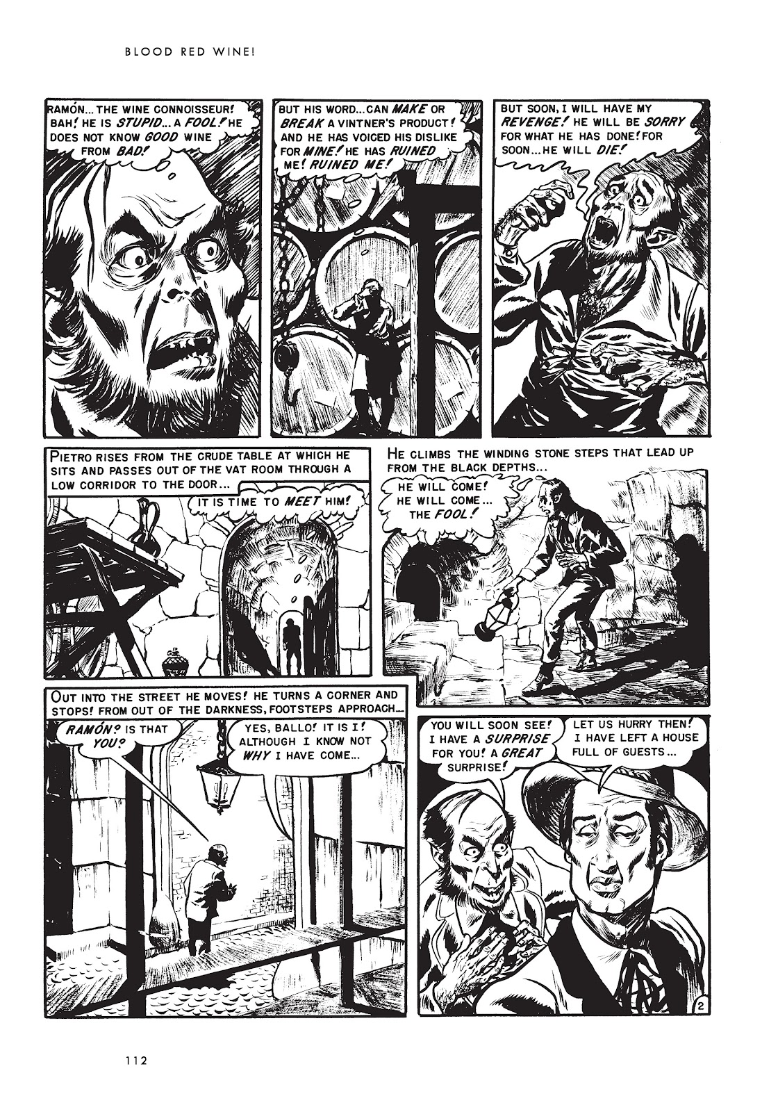 Read online Doctor of Horror and Other Stories comic -  Issue # TPB (Part 2) - 28