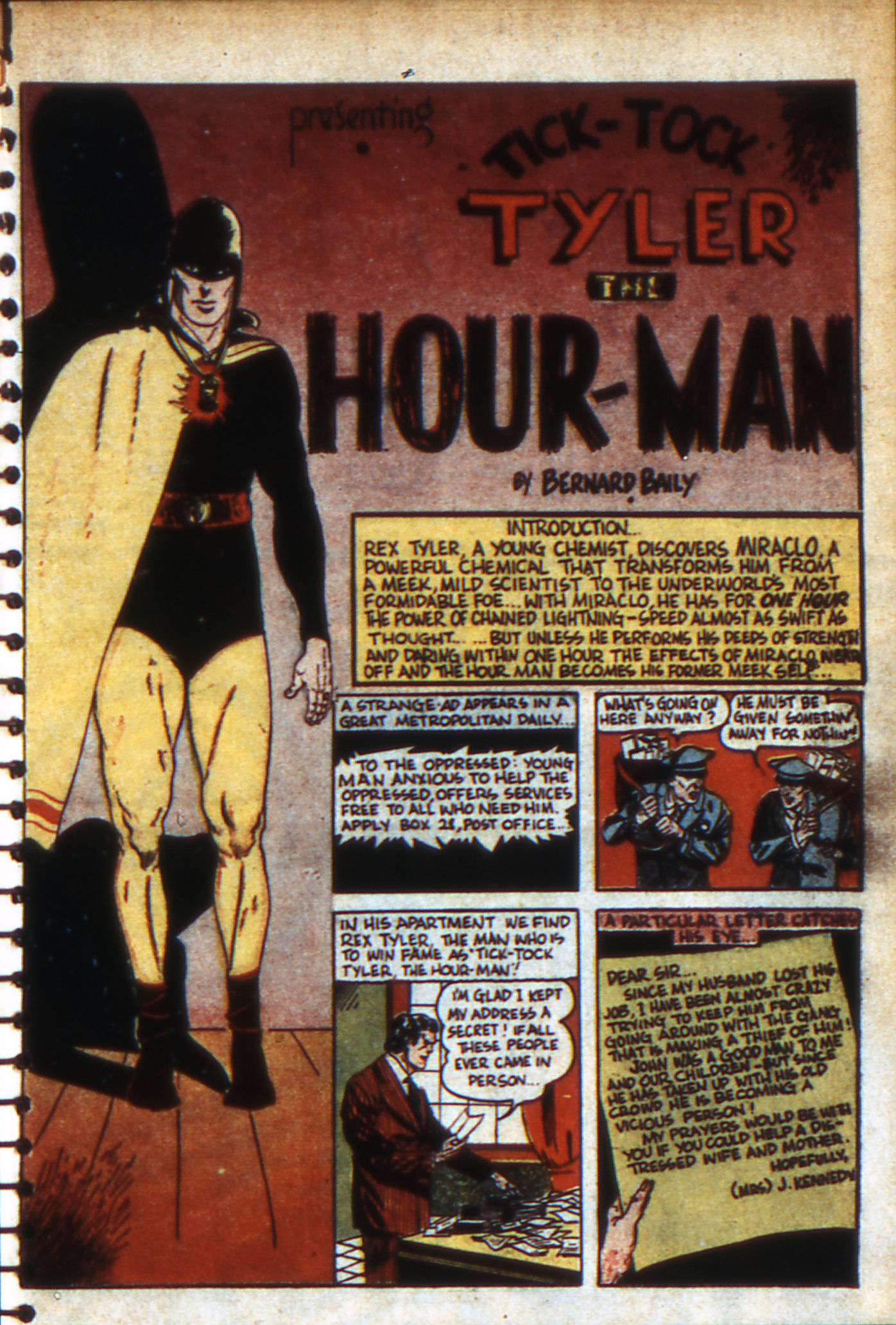 Read online Adventure Comics (1938) comic -  Issue #48 - 4