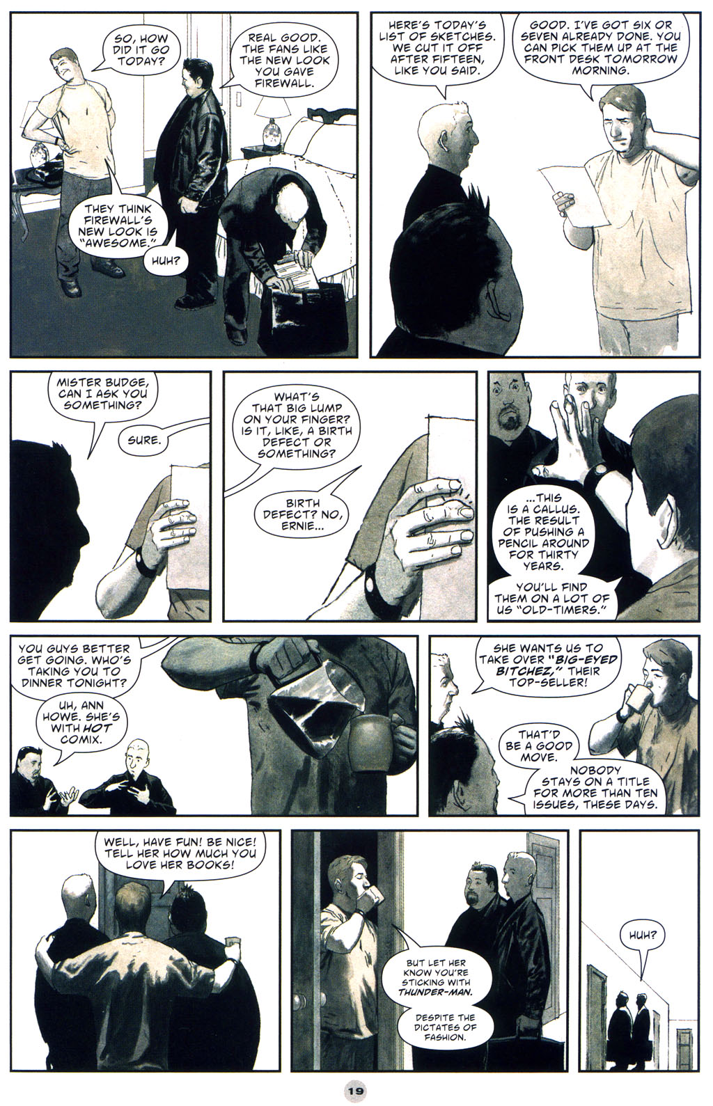 Read online Solo (2004) comic -  Issue #9 - 20