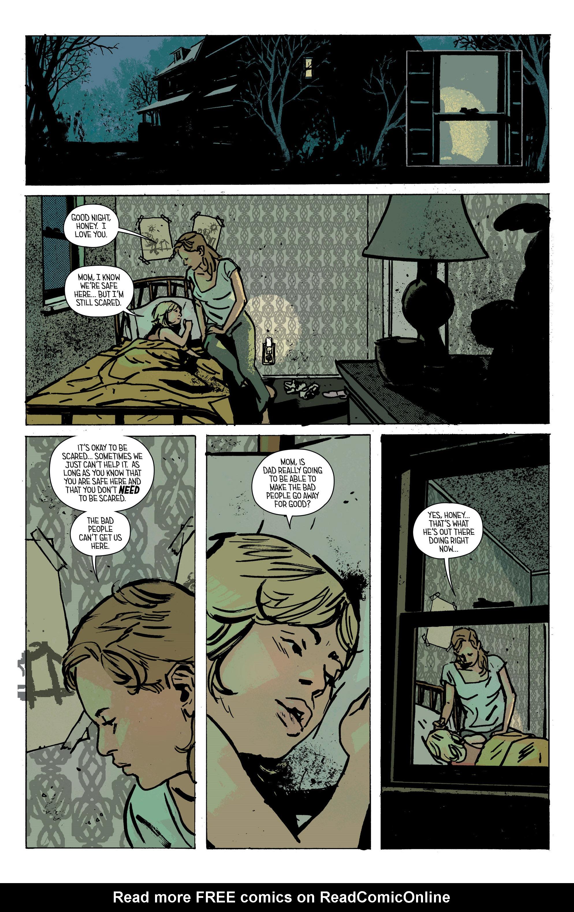 Read online Outcast by Kirkman & Azaceta comic -  Issue #28 - 7