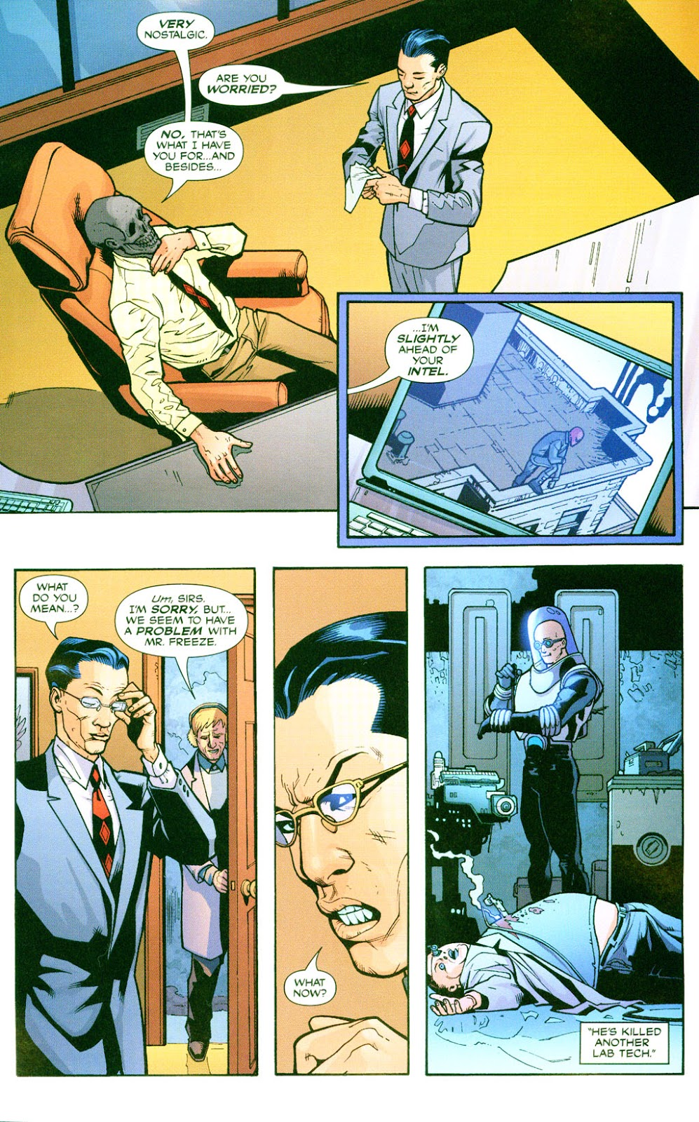 Batman: Under The Hood issue 2 - Page 9
