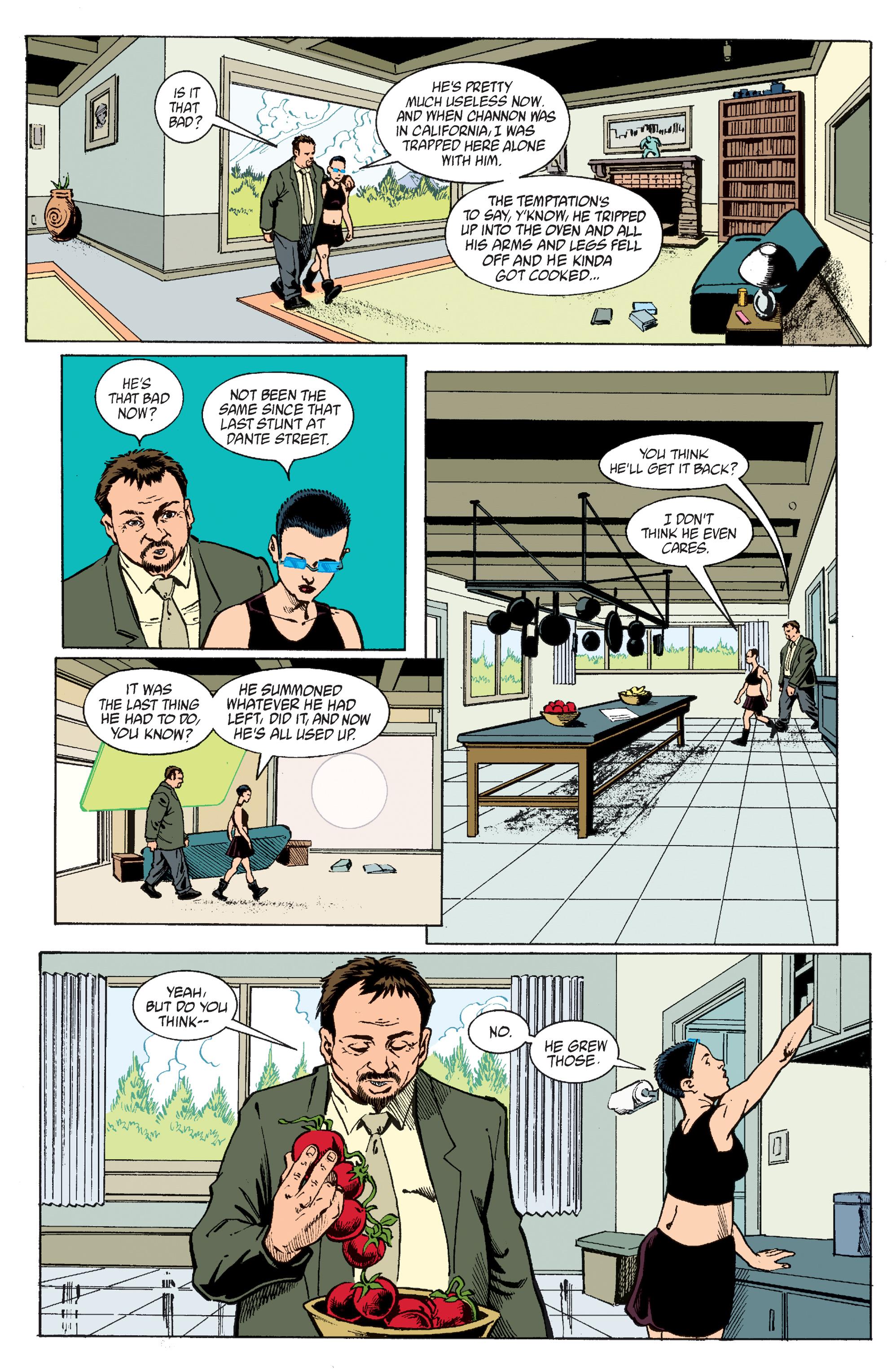 Read online Transmetropolitan comic -  Issue #60 - 7