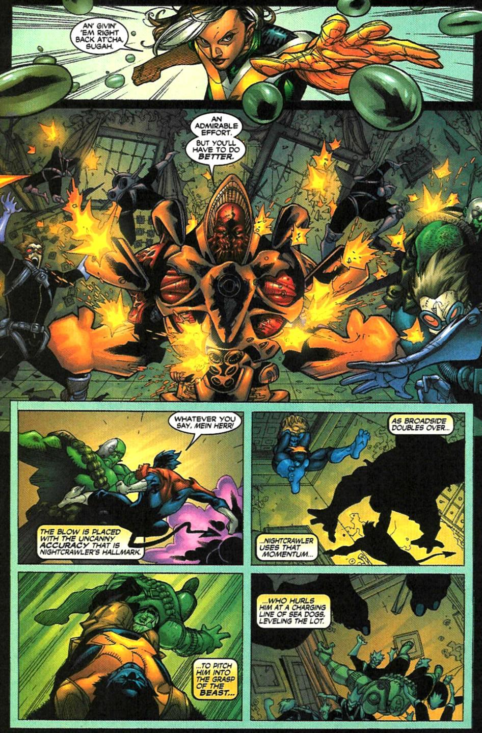 X-Men (1991) 104 Page 18