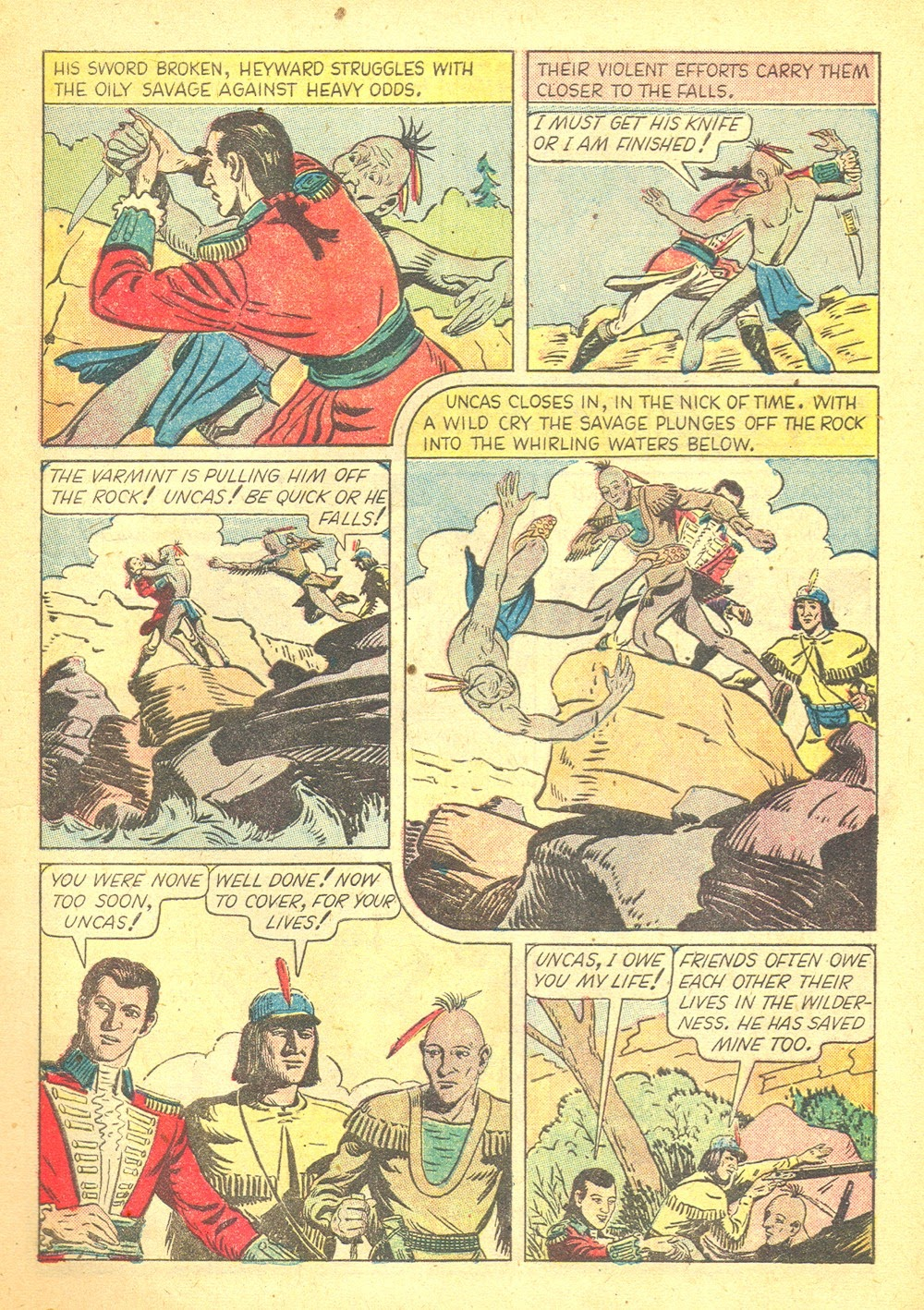 Classics Illustrated issue 4 - Page 13