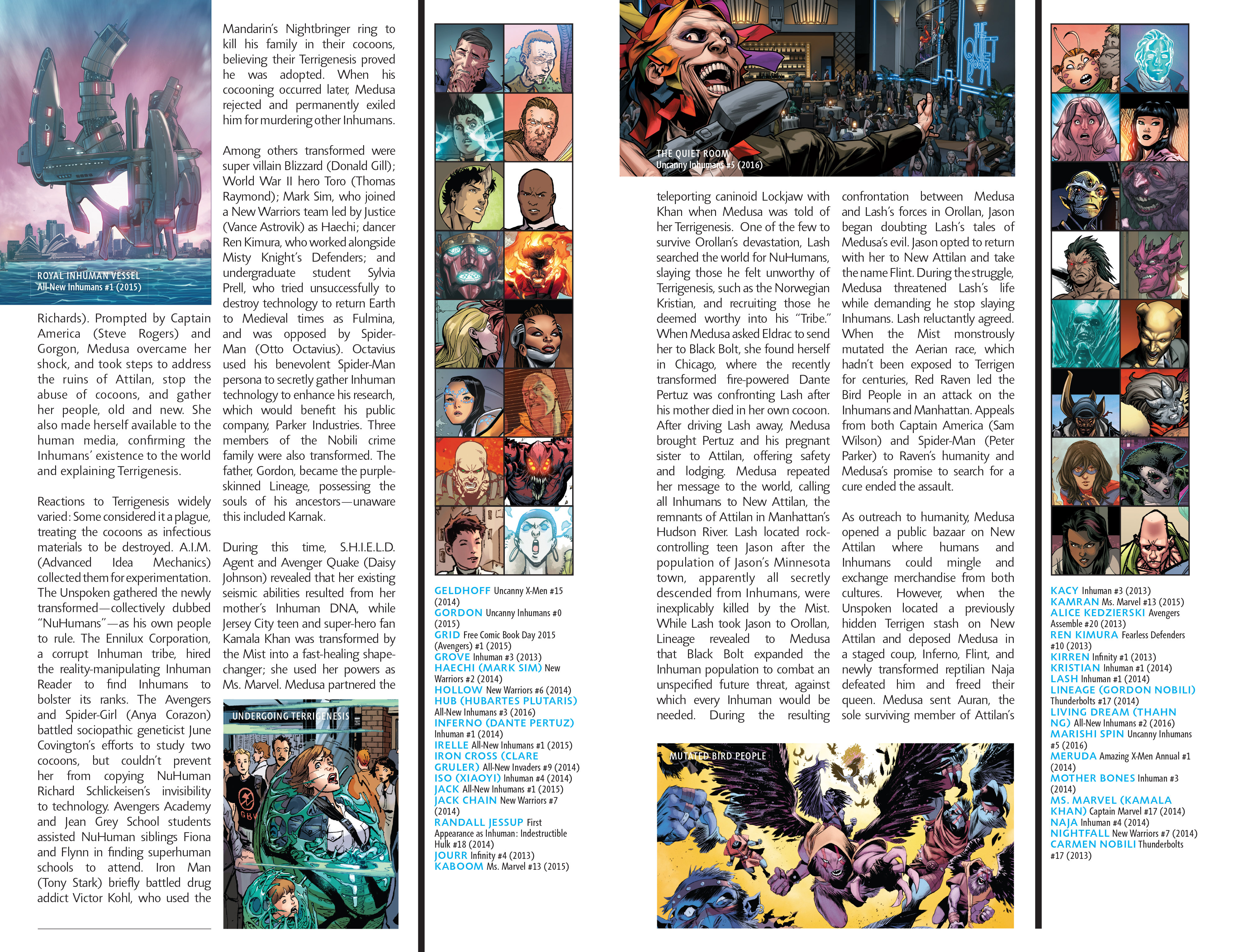 Read online All-New, All Different Marvel Universe comic -  Issue # Full - 18