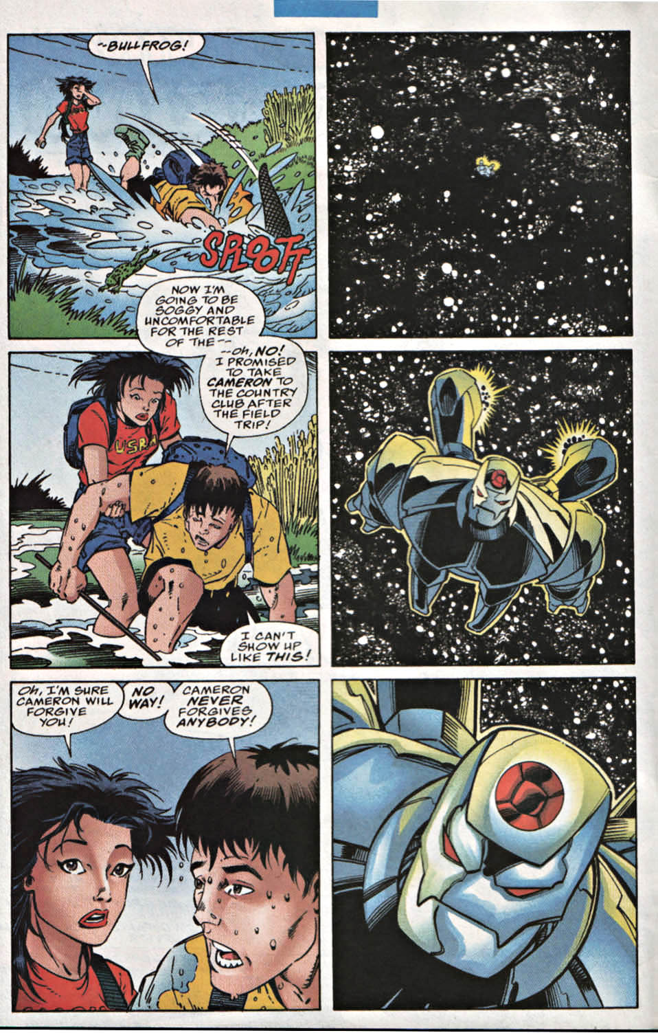 Wild Thing (1999) issue 5 - Page 3