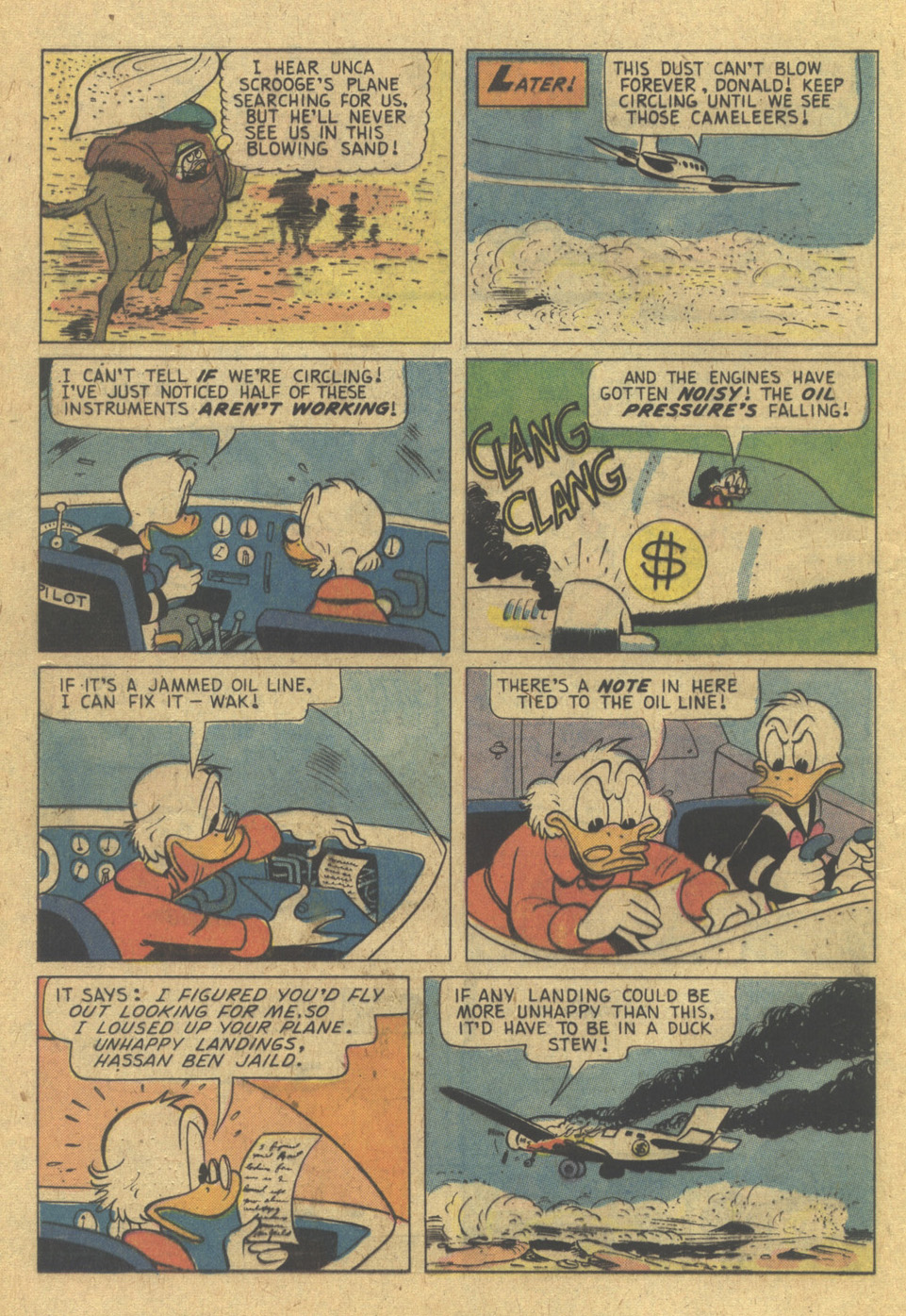 Read online Uncle Scrooge (1953) comic -  Issue #121 - 12