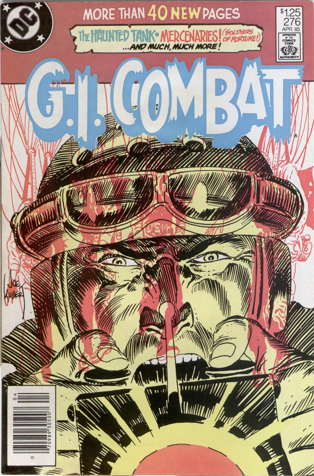 G.I. Combat (1952) issue 276 - Page 1