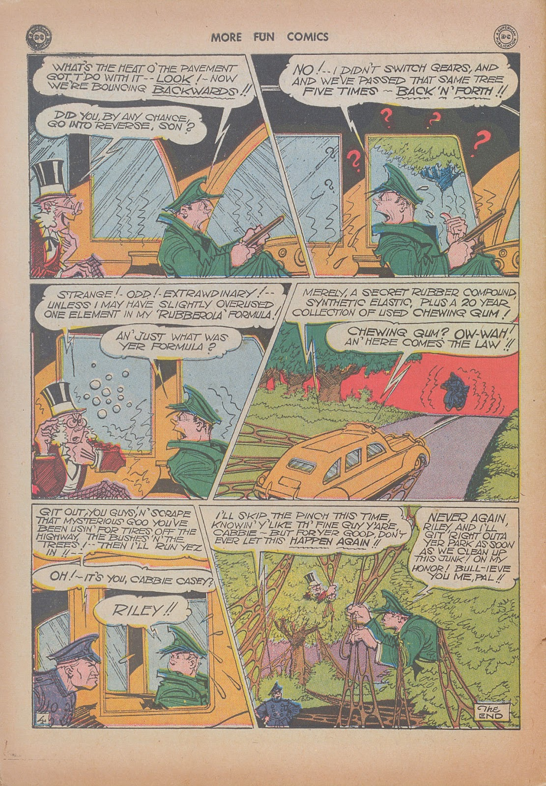 More Fun Comics issue 115 - Page 42