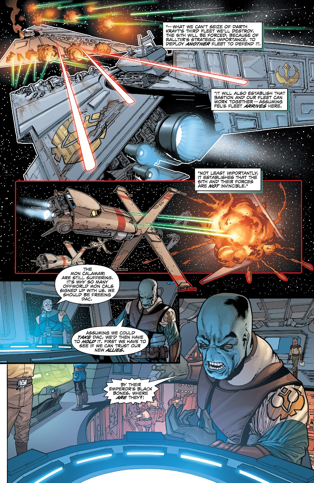 Read online Star Wars Legends: Legacy - Epic Collection comic -  Issue # TPB 2 (Part 4) - 95