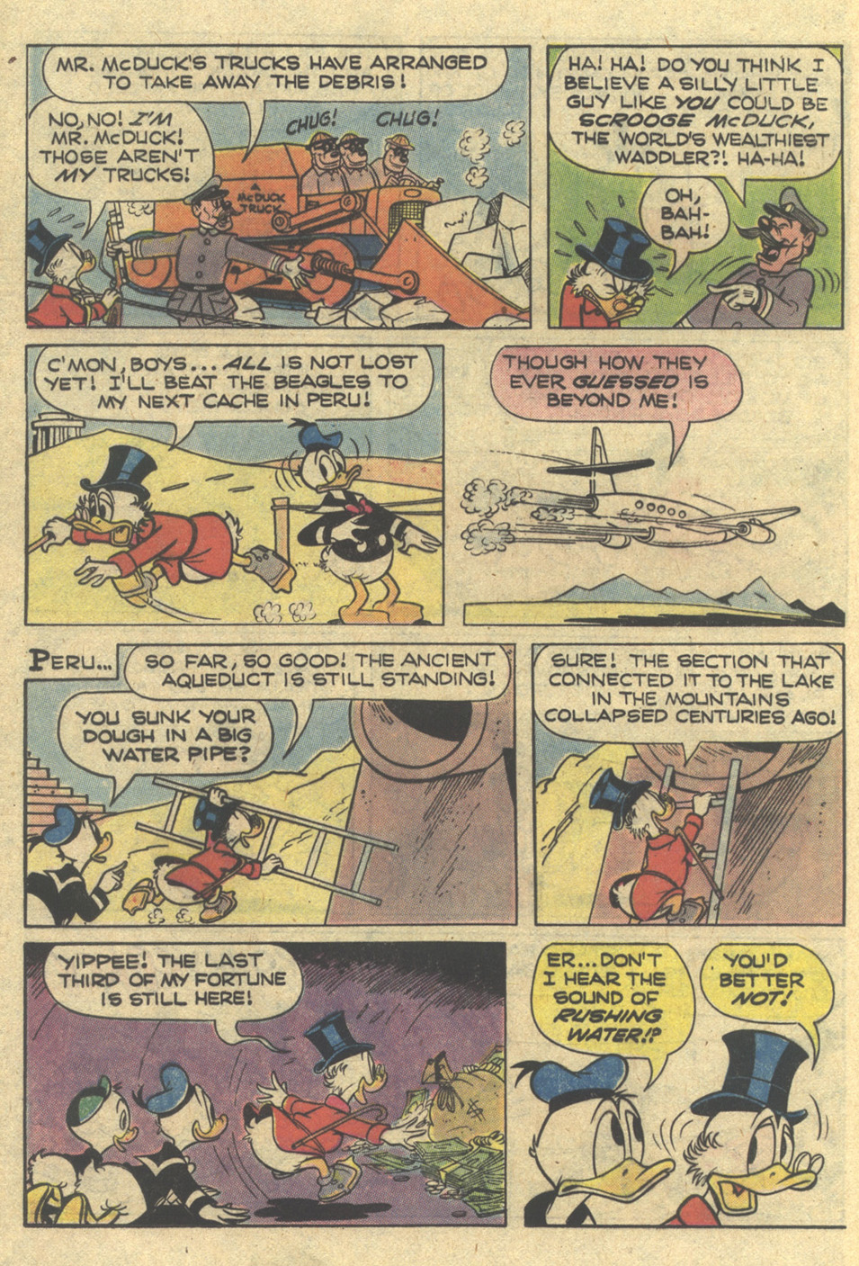 Read online Uncle Scrooge (1953) comic -  Issue #167 - 16
