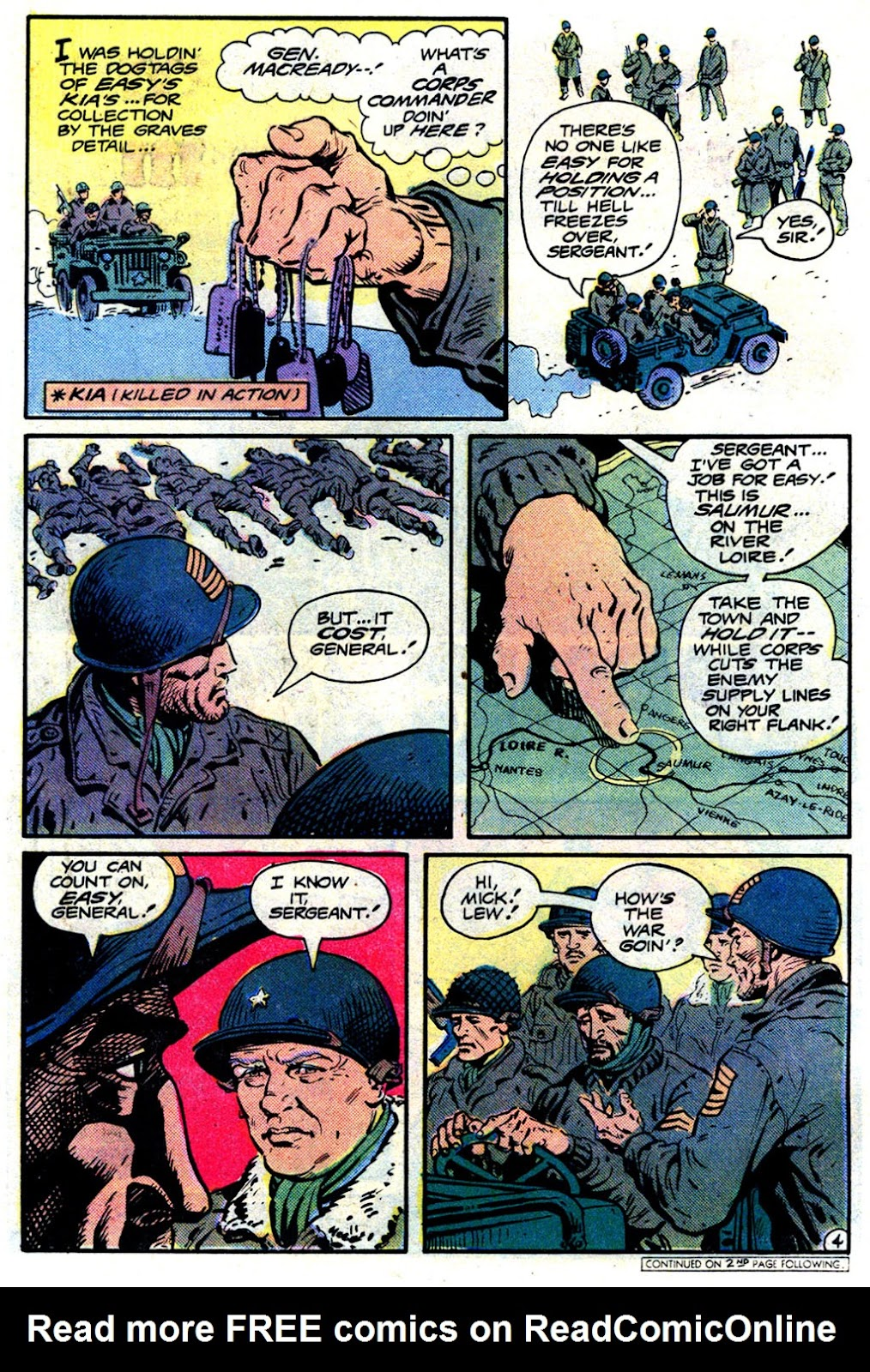 Sgt. Rock issue 360 - Page 4
