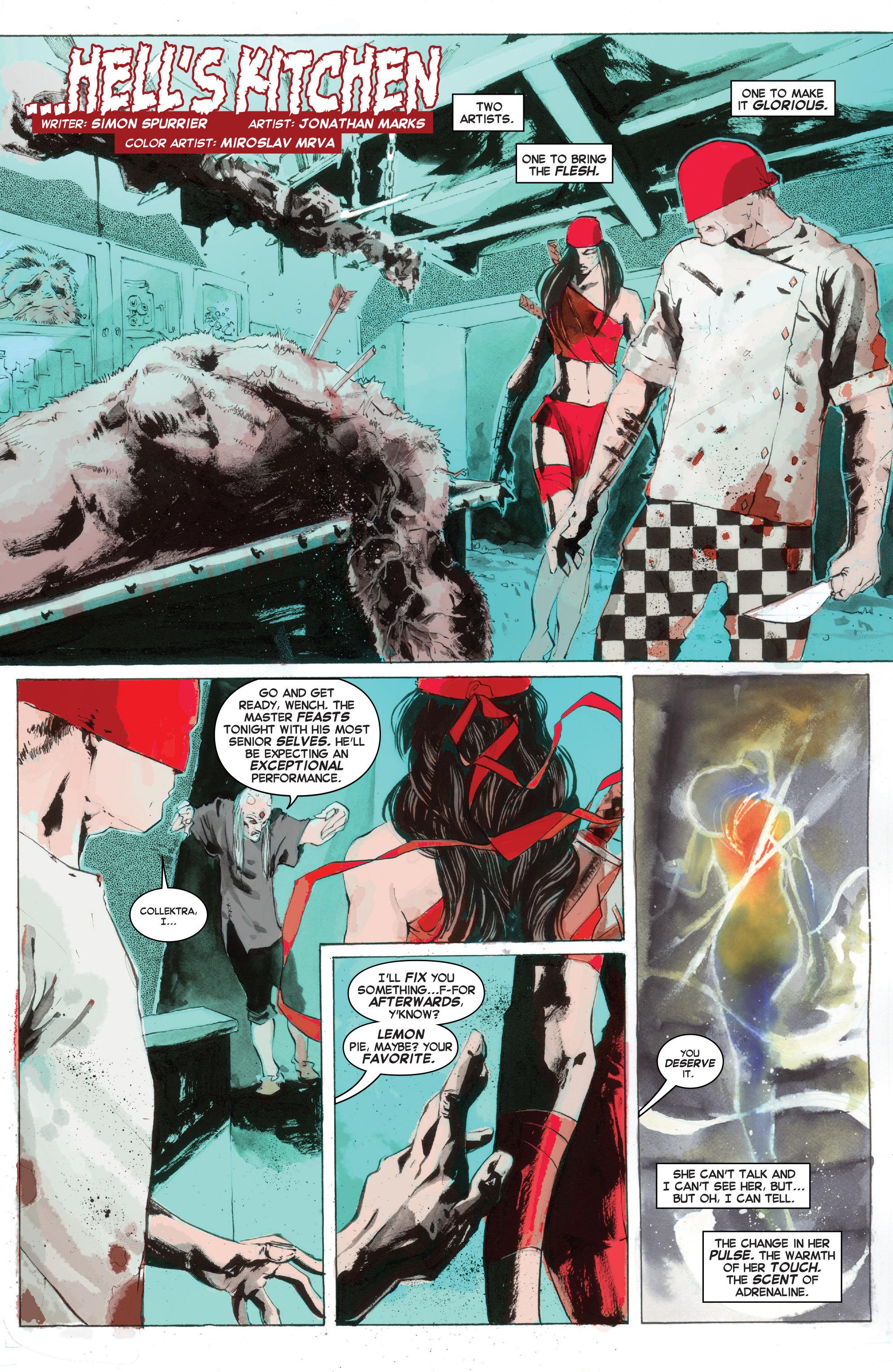 Read online Secret Wars Journal comic -  Issue #2 - 15