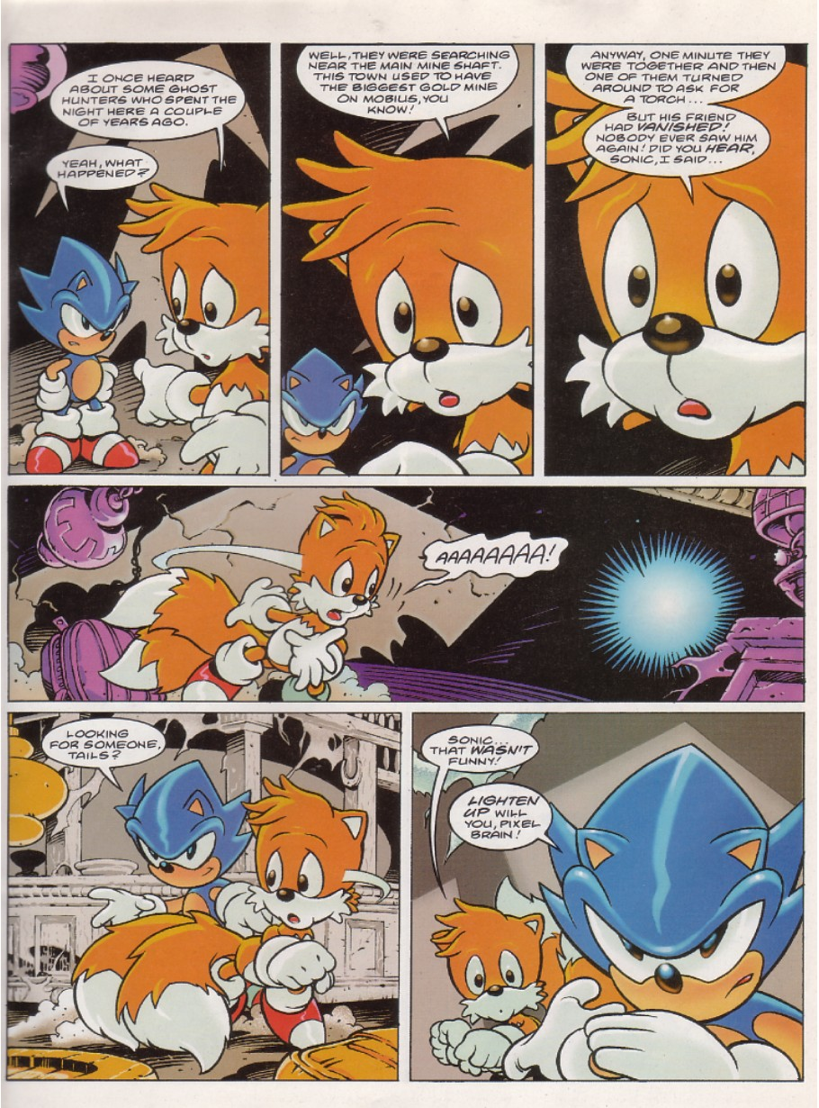 Read online Sonic the Comic comic -  Issue #141 - 3