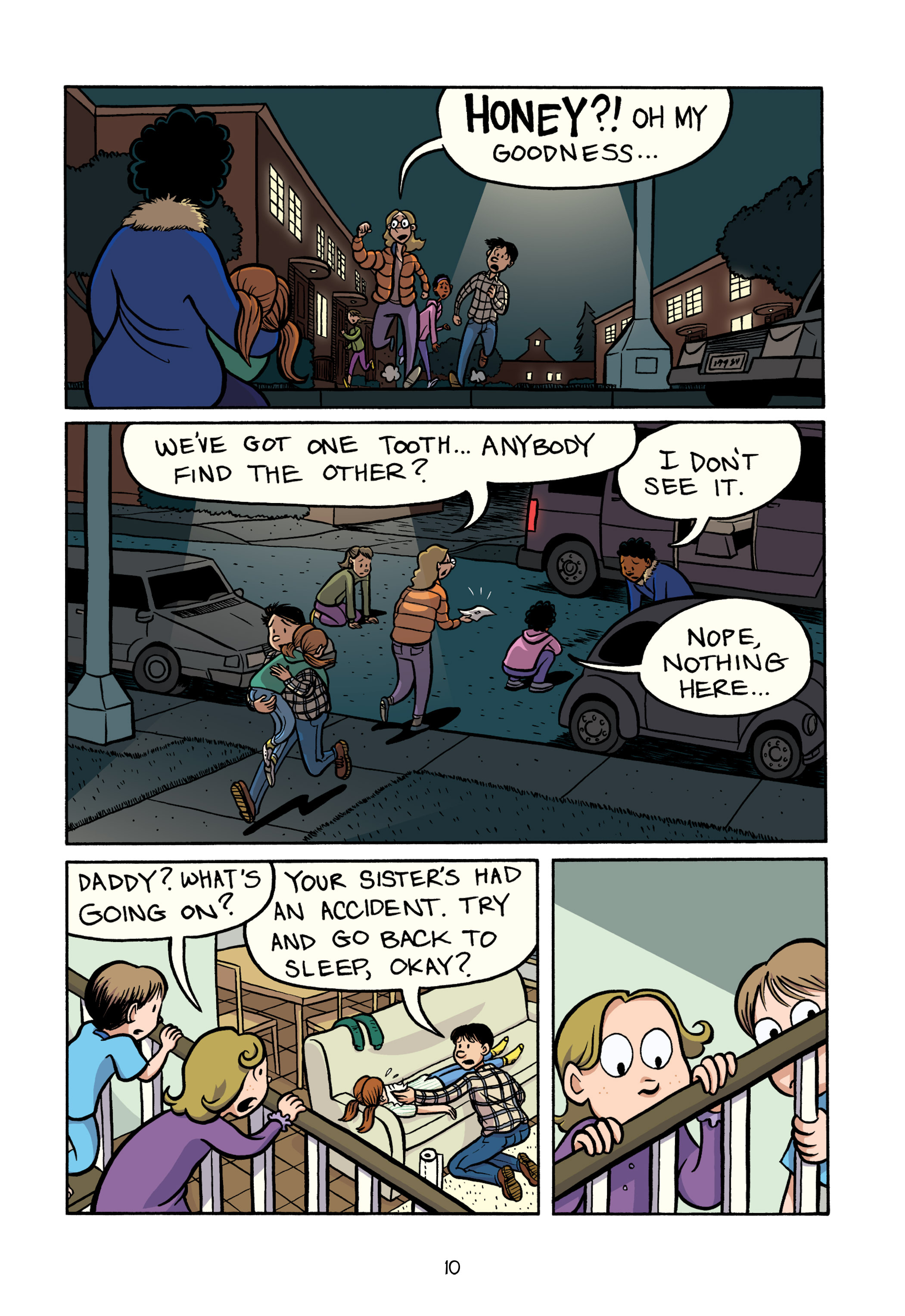Read online Smile comic -  Issue # TPB - 16