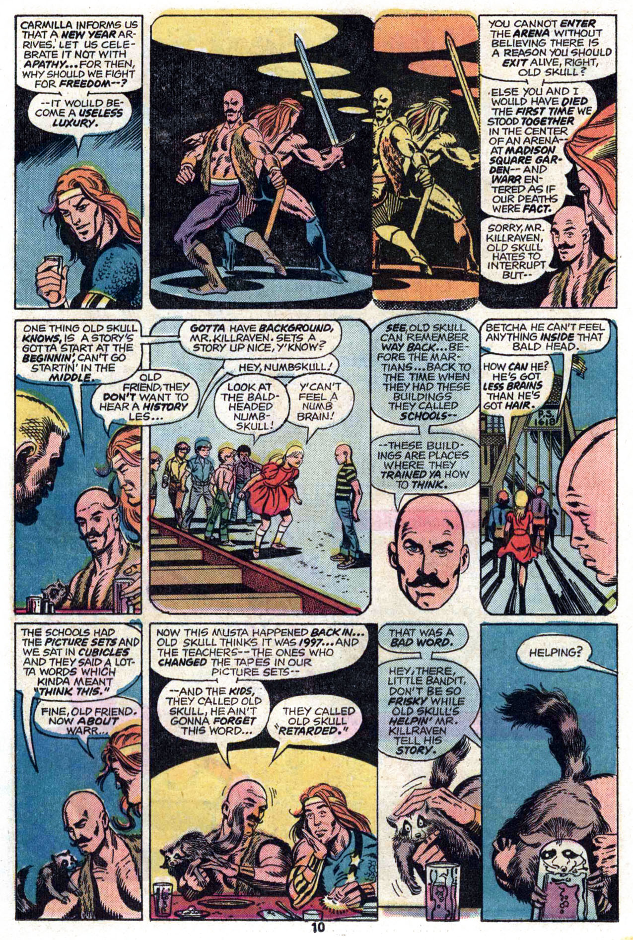 Read online Amazing Adventures (1970) comic -  Issue #37 - 12