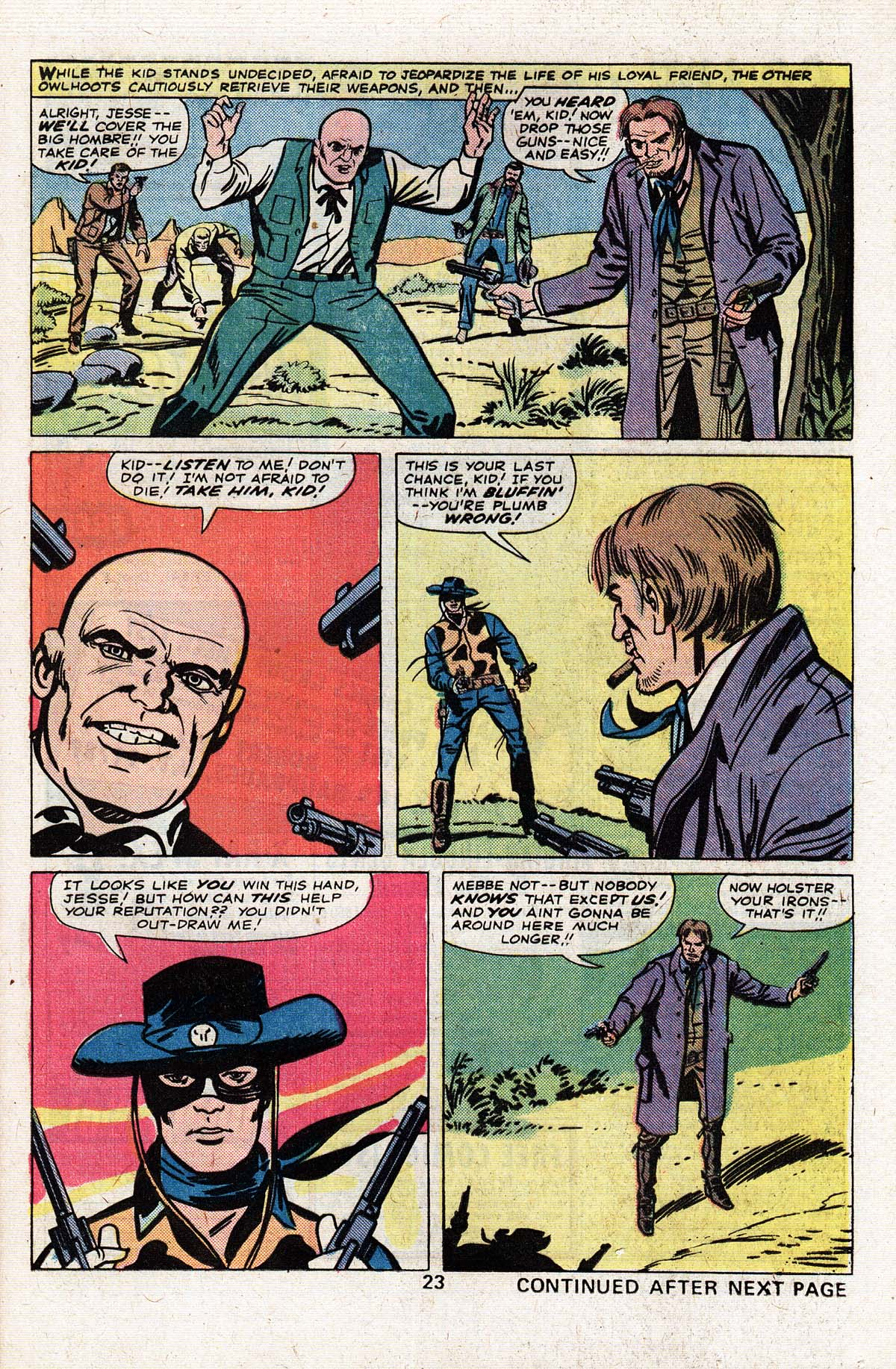 Read online Two-Gun Kid comic -  Issue #125 - 25