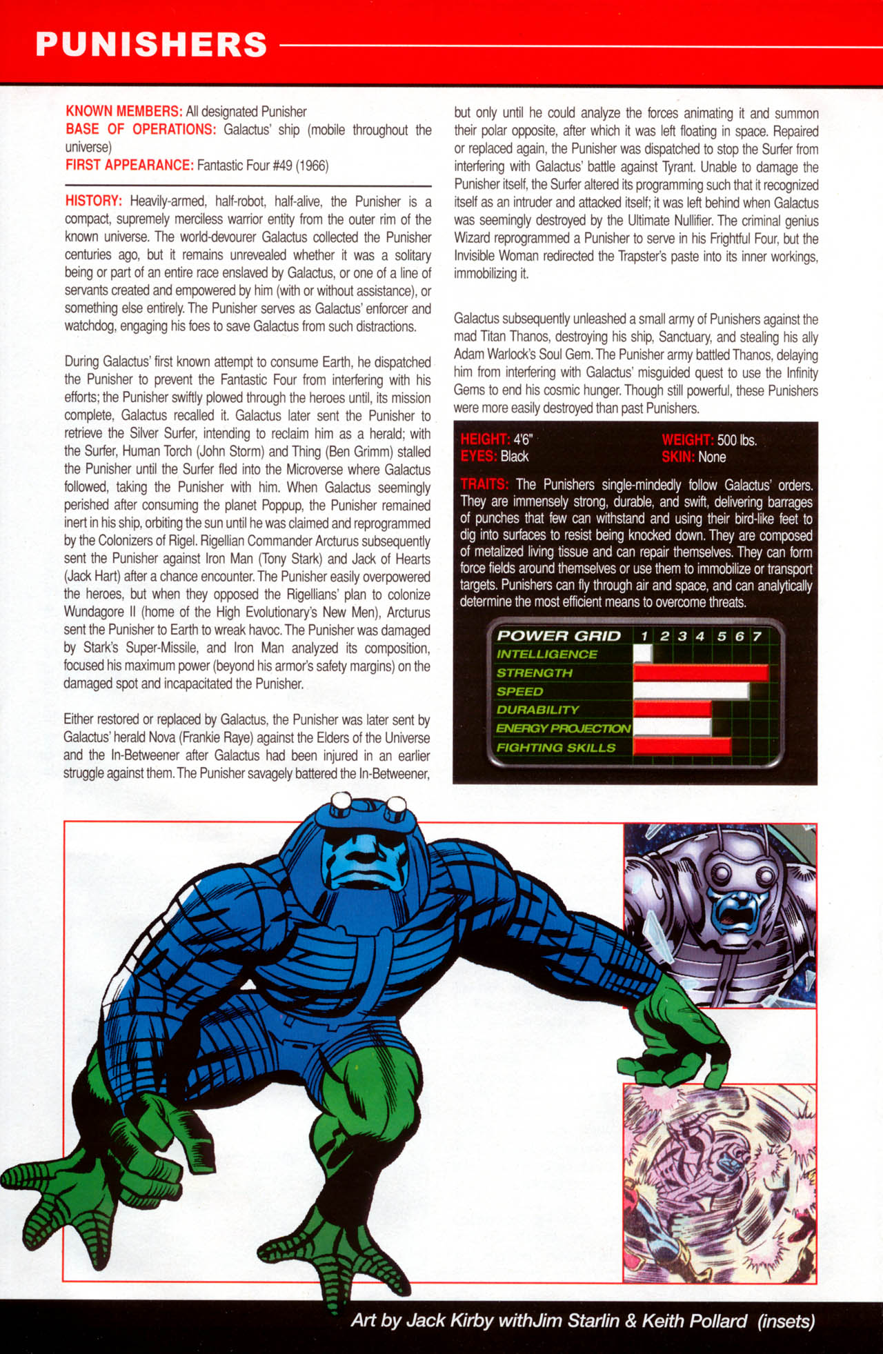 Read online All-New Official Handbook of the Marvel Universe A to Z: Update comic -  Issue #2 - 48