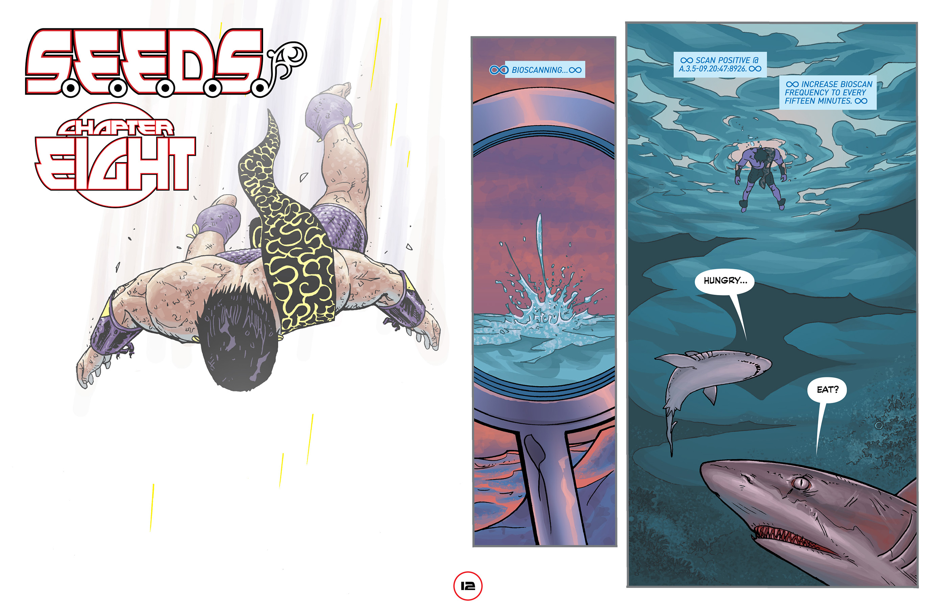Read online Adam.3 comic -  Issue #4 - 14