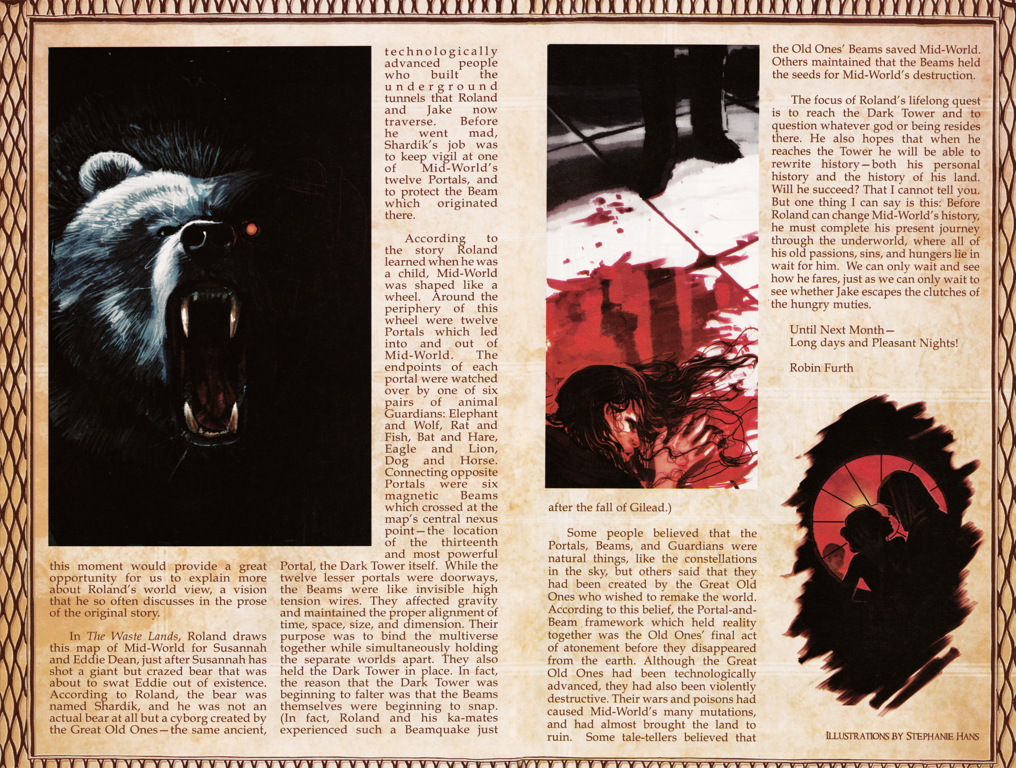 Read online Dark Tower: The Gunslinger - The Man in Black comic -  Issue #2 - 26