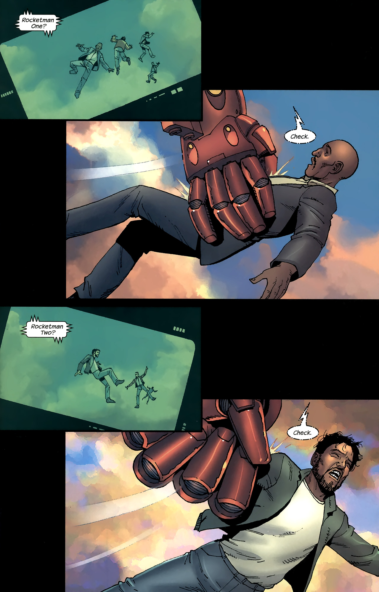 Read online Ultimates 2 comic -  Issue # _Annual 1 - 8