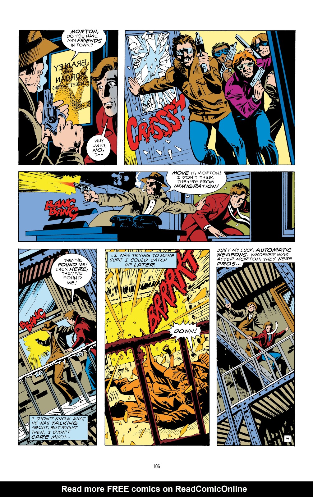Read online Detective Comics (1937) comic -  Issue # _TPB Batman - The Dark Knight Detective 1 (Part 2) - 6