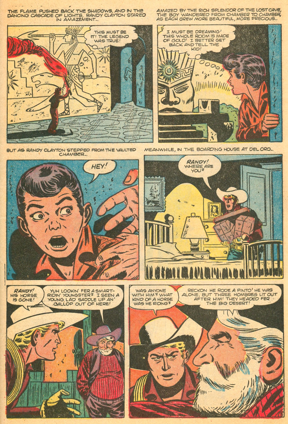 The Rawhide Kid (1955) issue 3 - Page 31