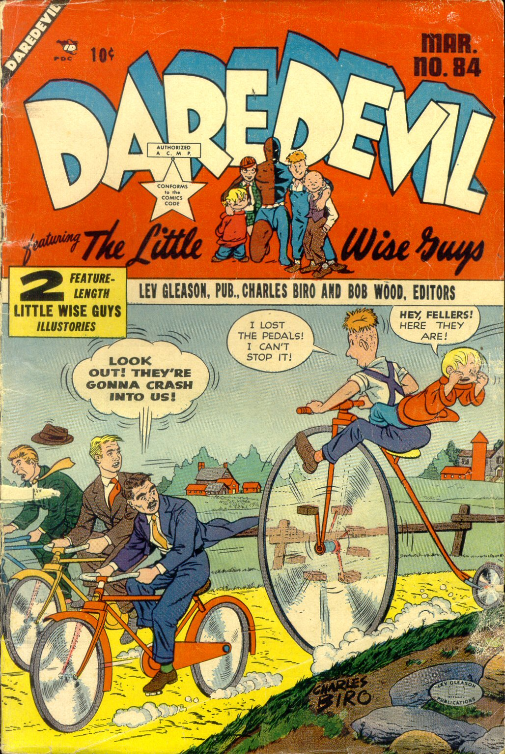 Daredevil (1941) 84 Page 1