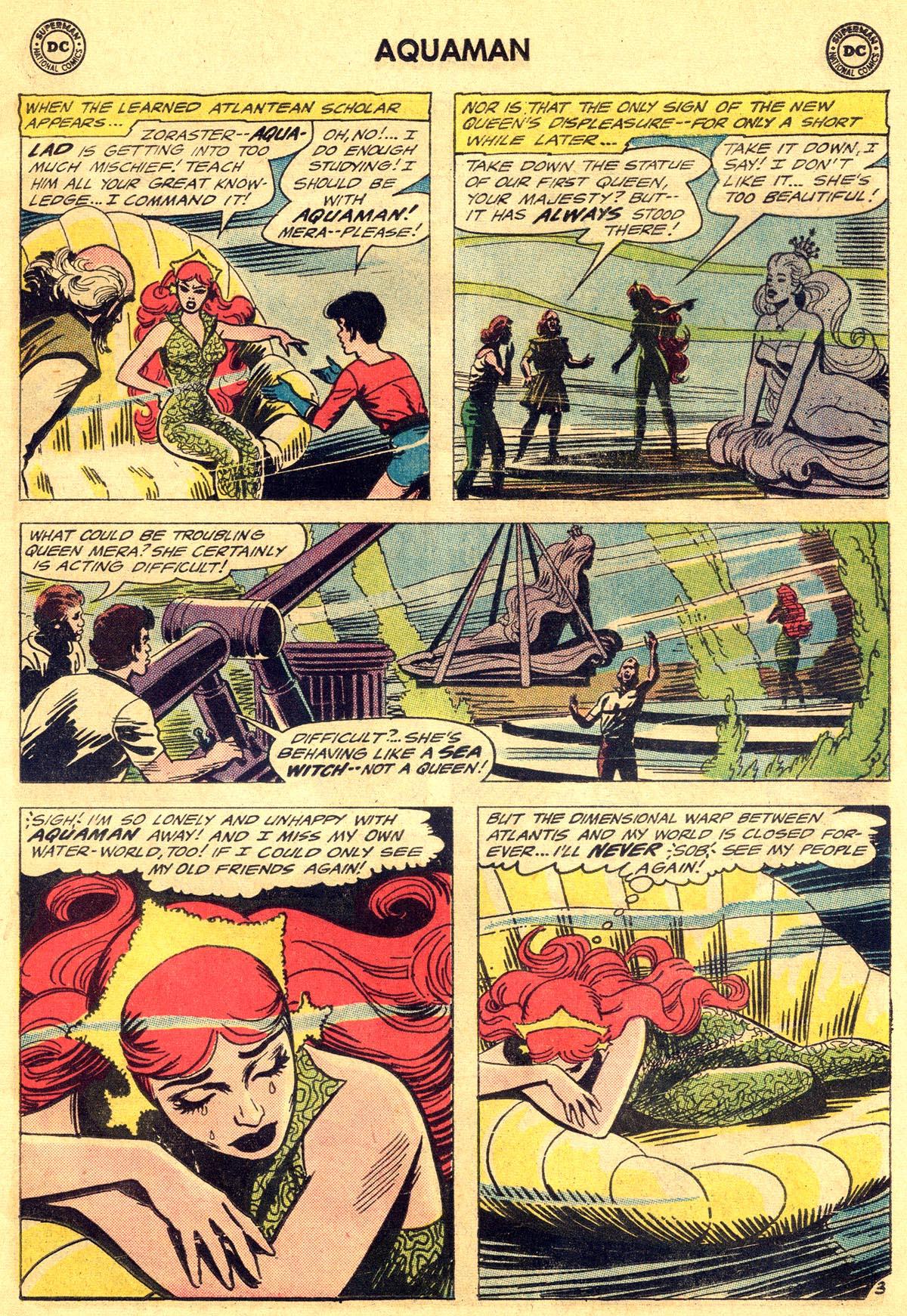 Read online Aquaman (1962) comic -  Issue #19 - 5