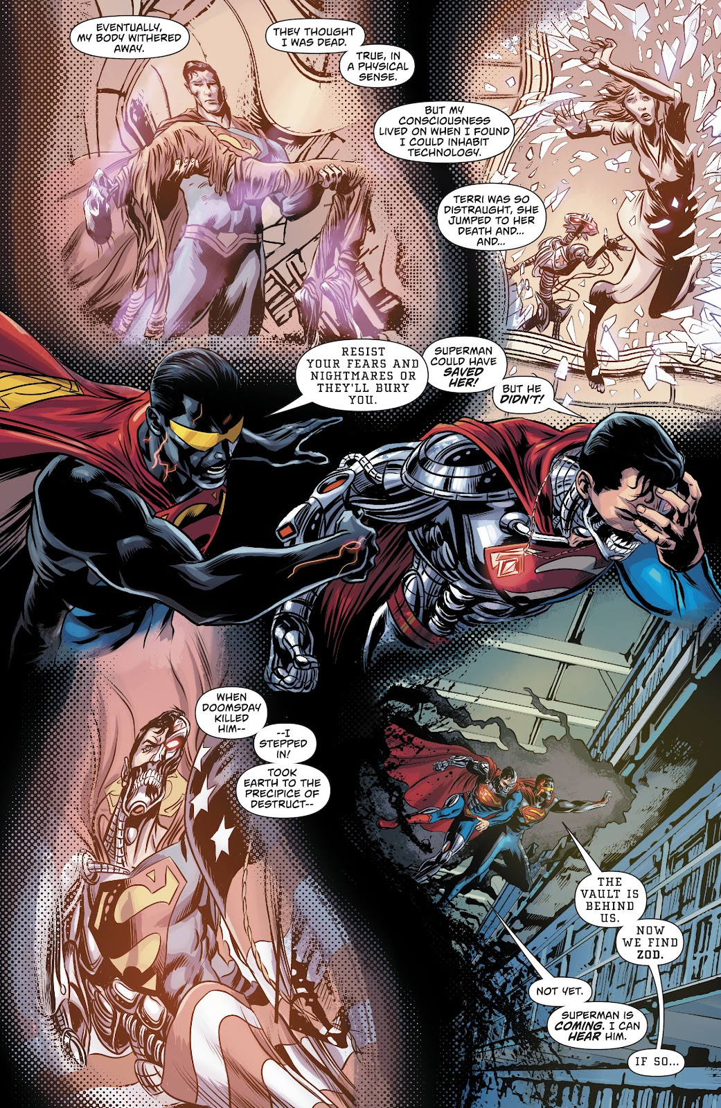 Read online Action Comics (2016) comic -  Issue #980 - 15