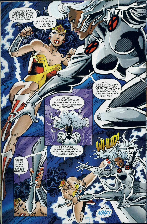 Read online DC Versus Marvel Comics comic -  Issue #3 - 23